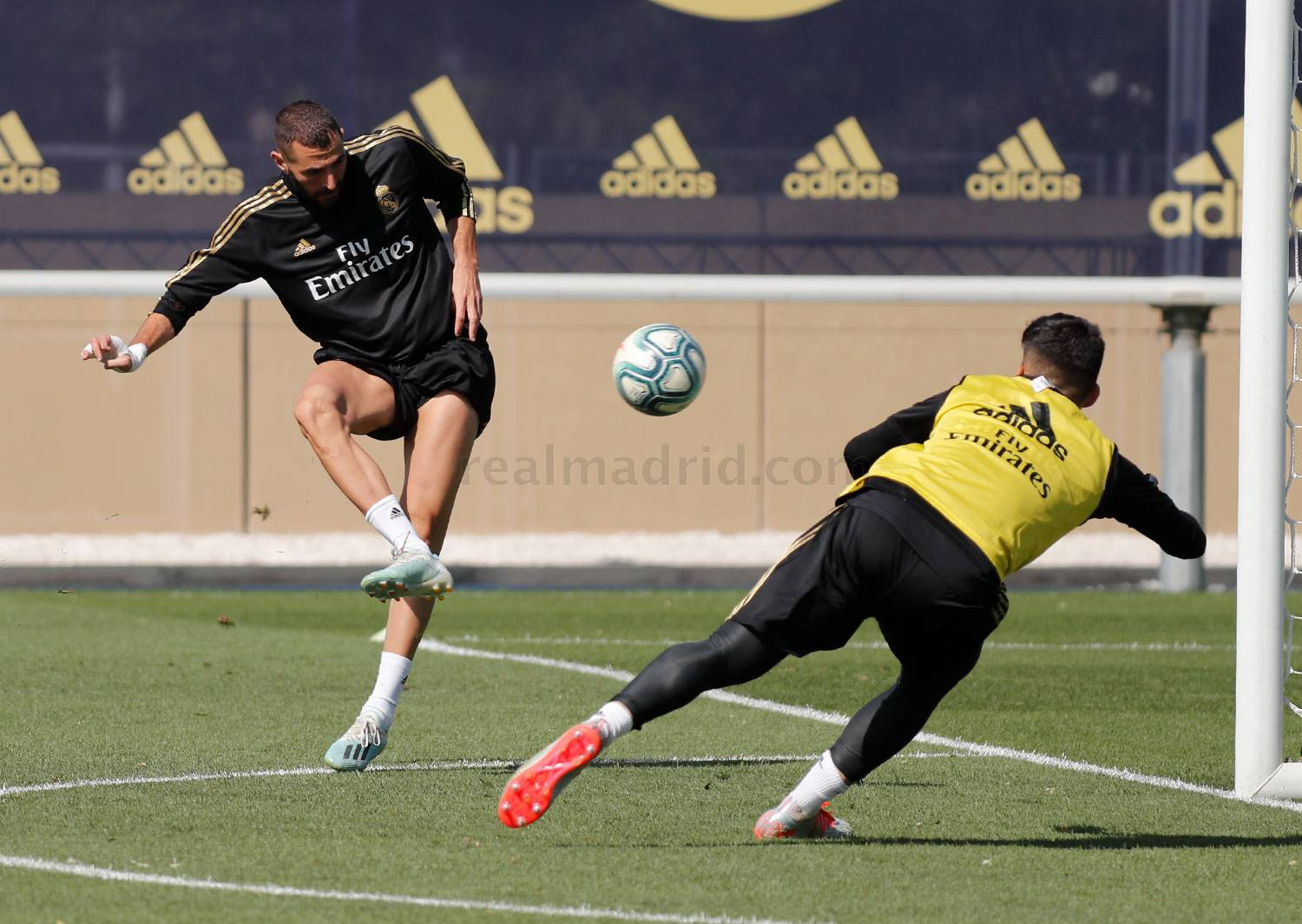 Real Madrid - Entrenamiento del Real Madrid  - 10-09-2019