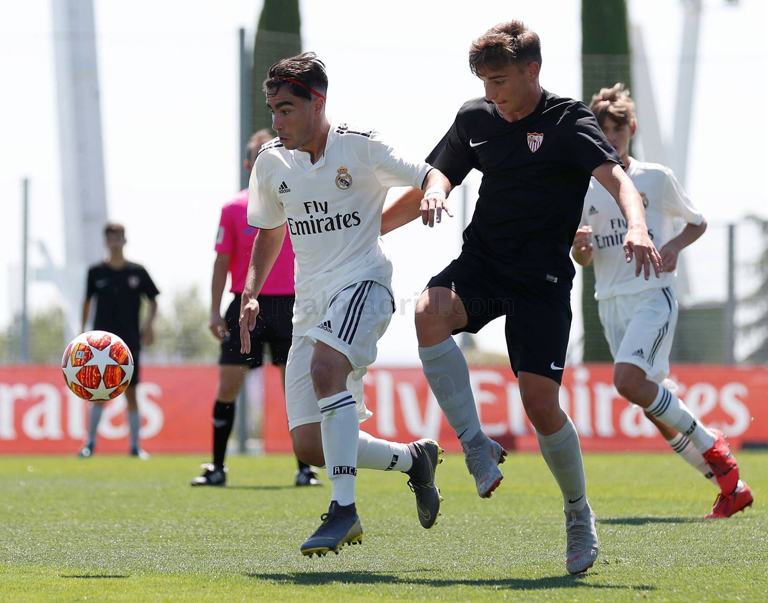 Real Madrid - XIII Torneo Miguel Malbo - 15-06-2019