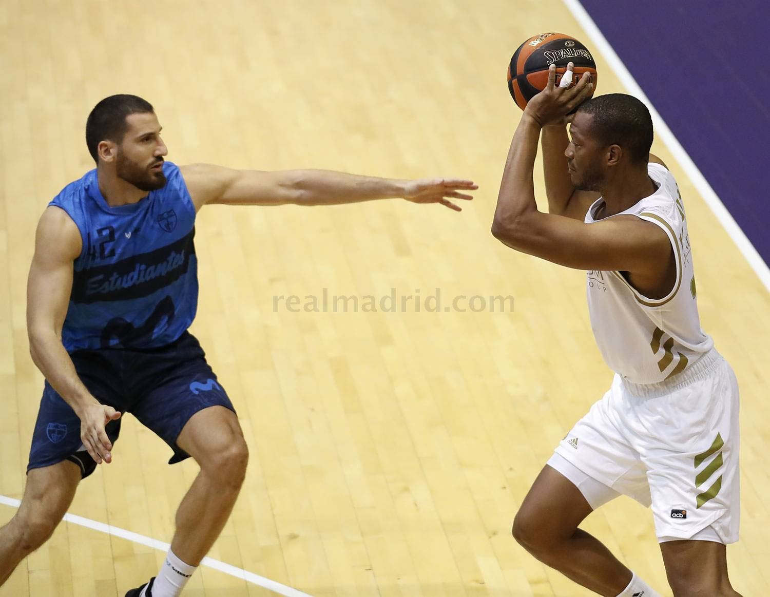 Real Madrid - Real Madrid-Movistar Estudiantes - 29-08-2020