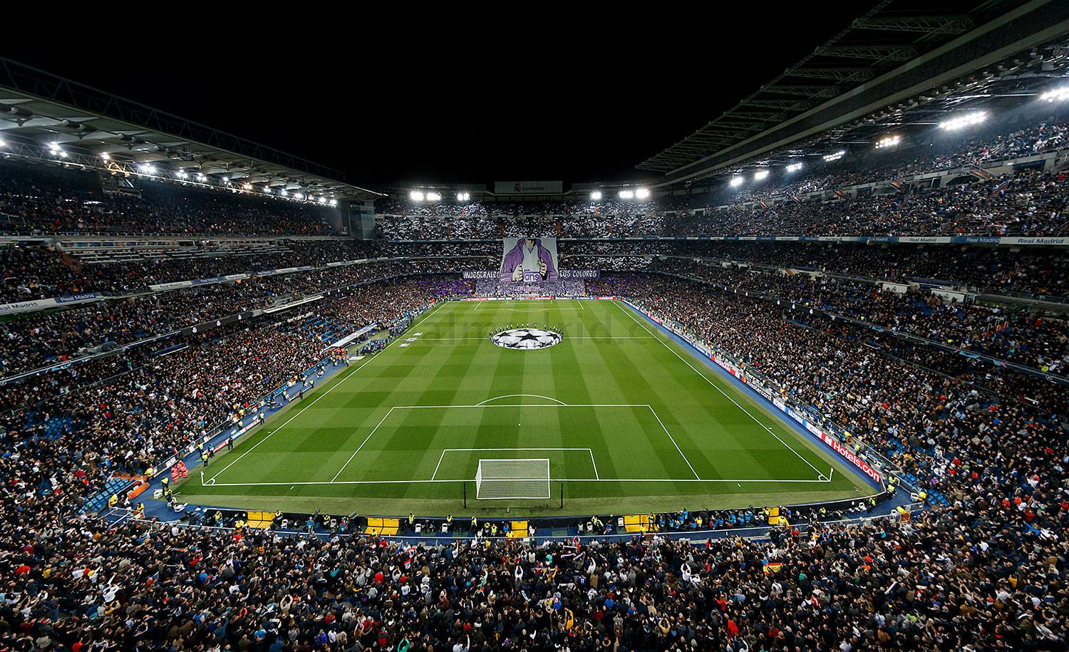 Real Madrid - Real Madrid - Manchester City  - 26-02-2020