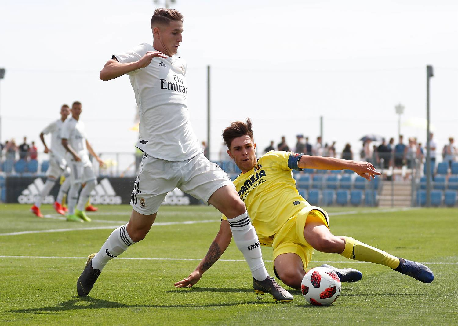 Real Madrid - Juvenil A - Villarreal - 23-06-2019