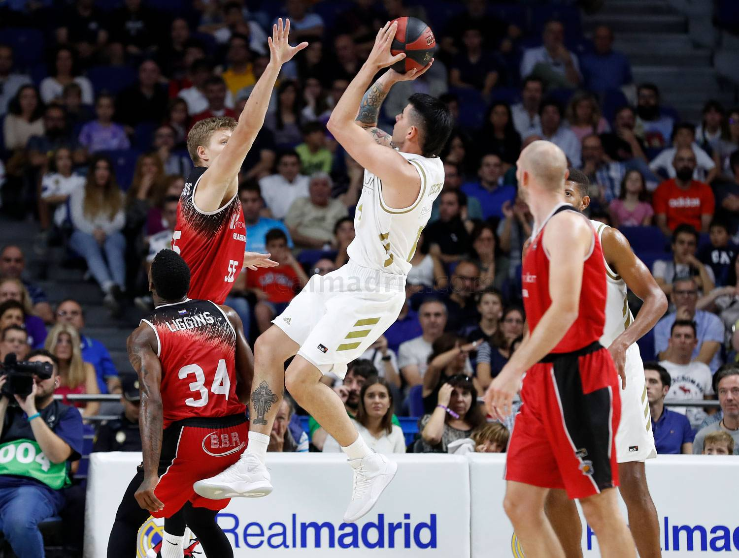 Real Madrid - Real Madrid - Montakit Fuenlabrada - 13-10-2019