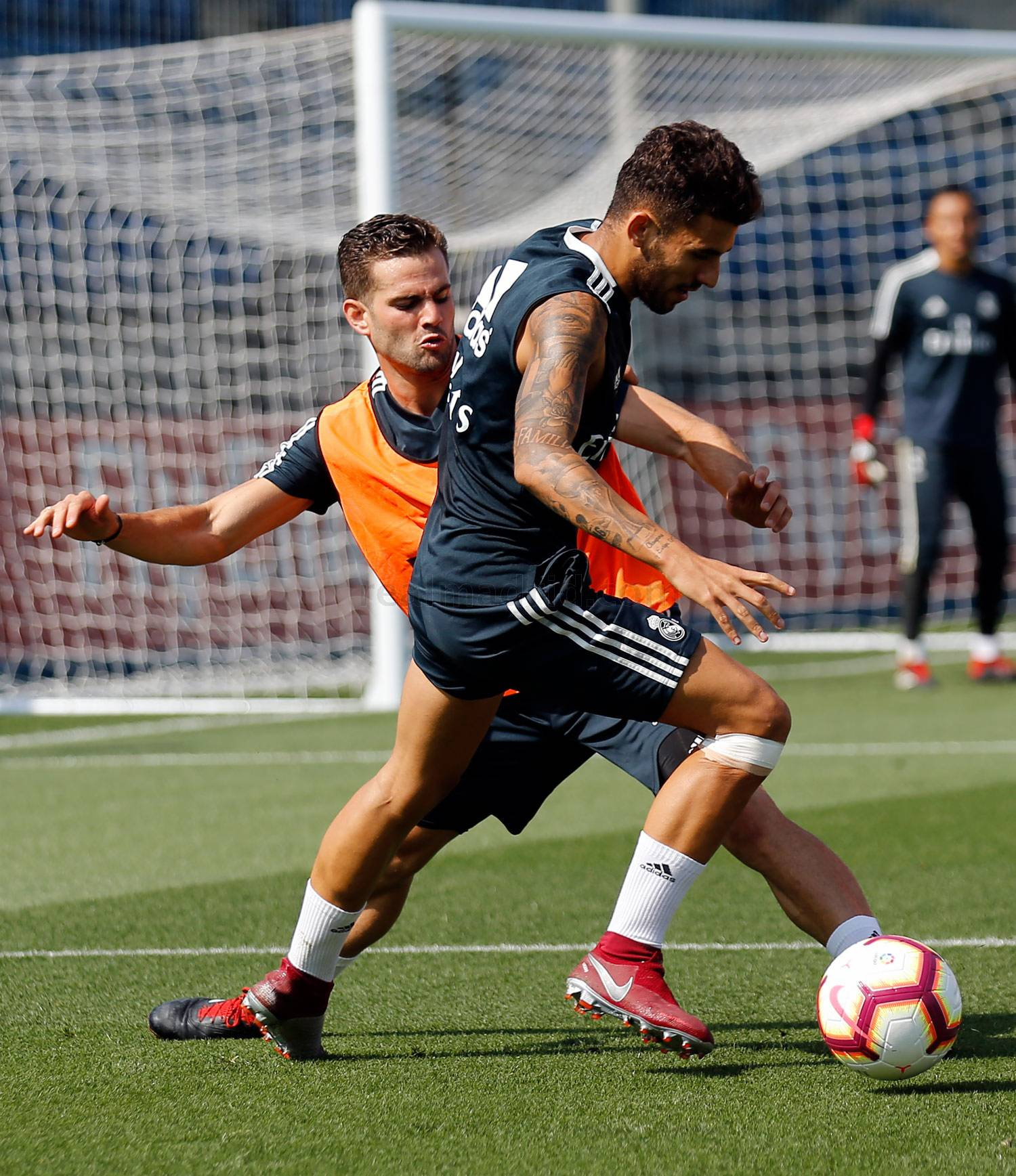 Real Madrid - Entrenamiento del Real Madrid - 31-08-2018