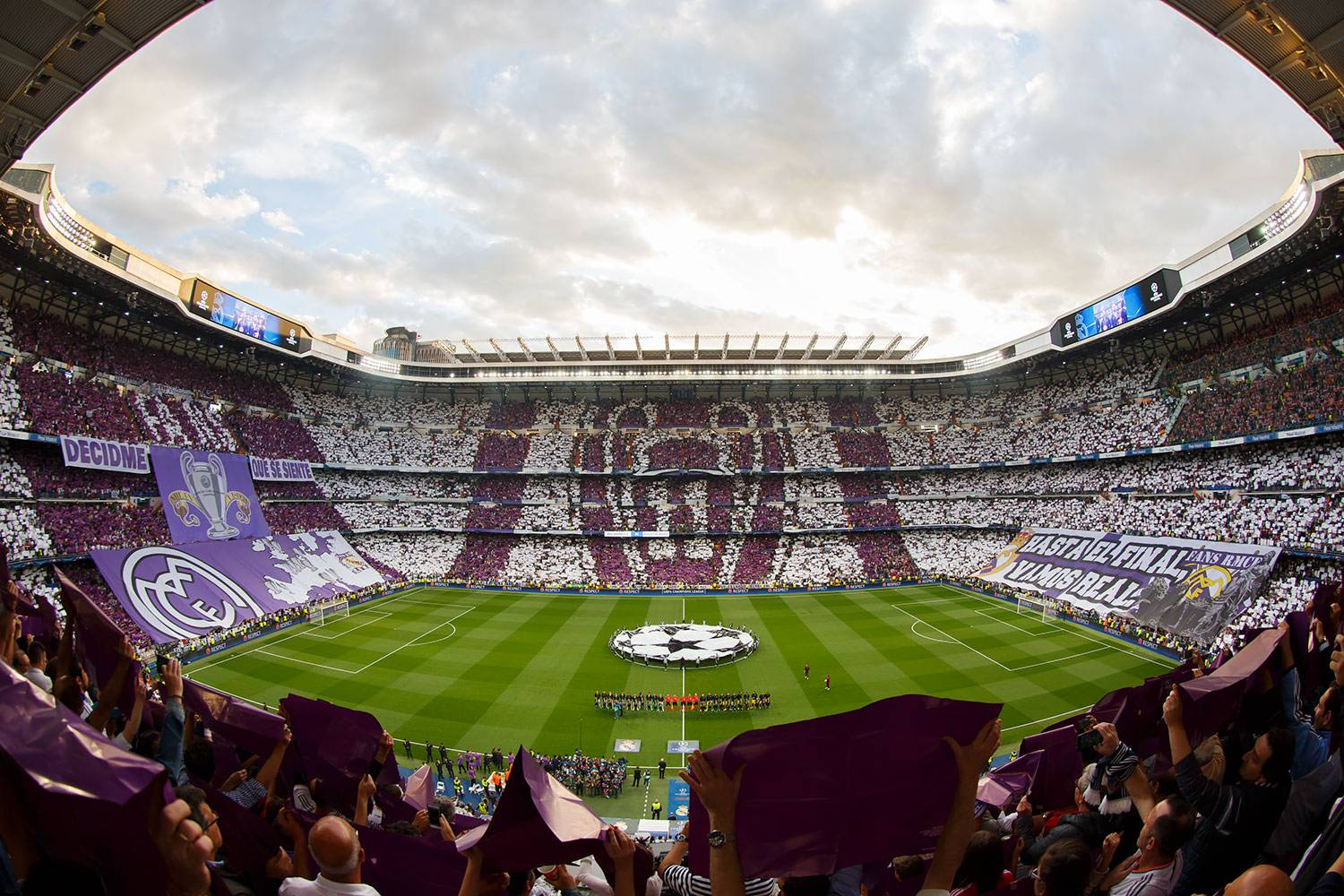 Real Madrid - Real Madrid - Atlético de Madrid - 03-05-2017