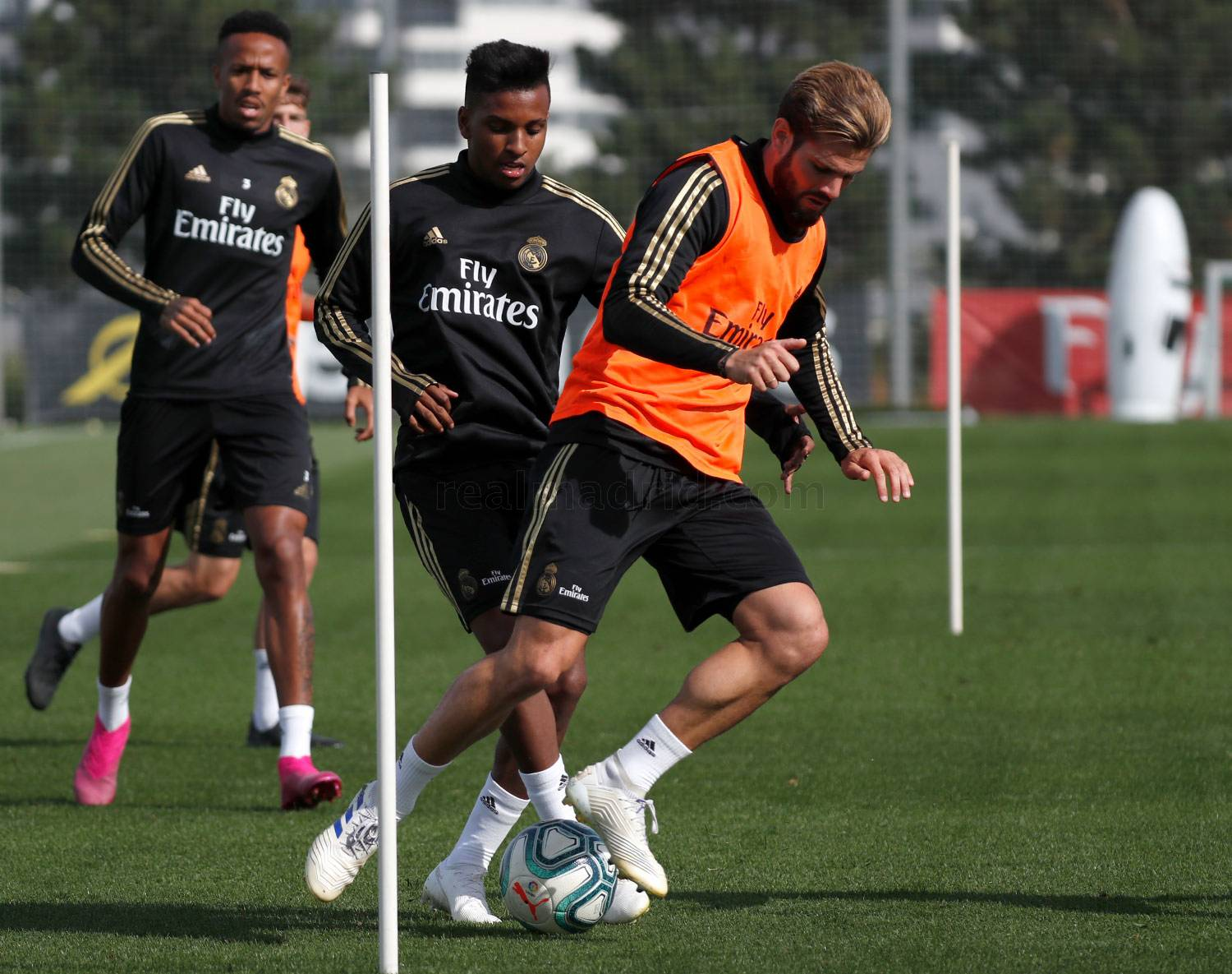 Real Madrid - Entrenamiento del Real Madrid  - 23-09-2019