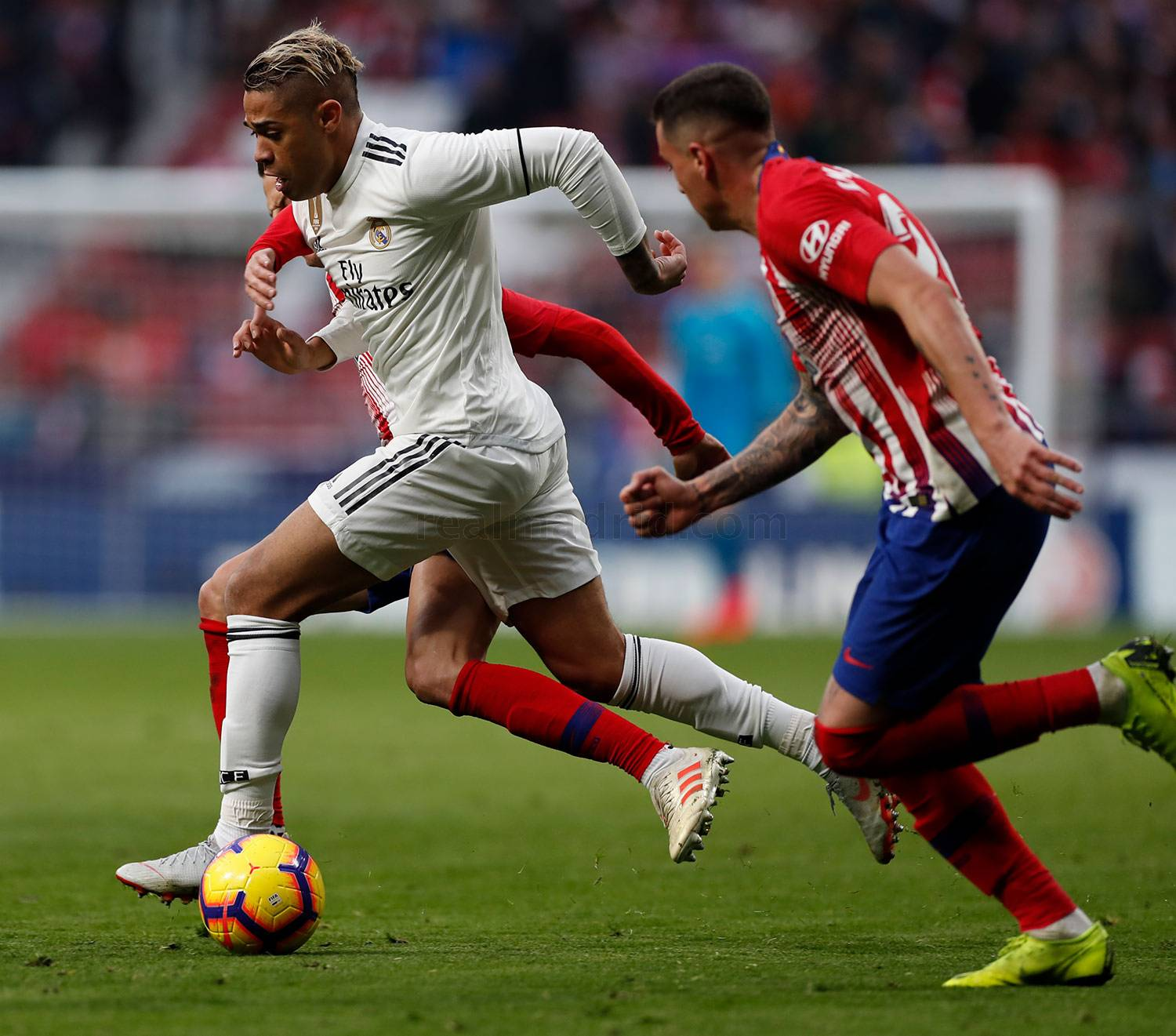 Real Madrid - Atlético de Madrid - Real Madrid - 09-02-2019