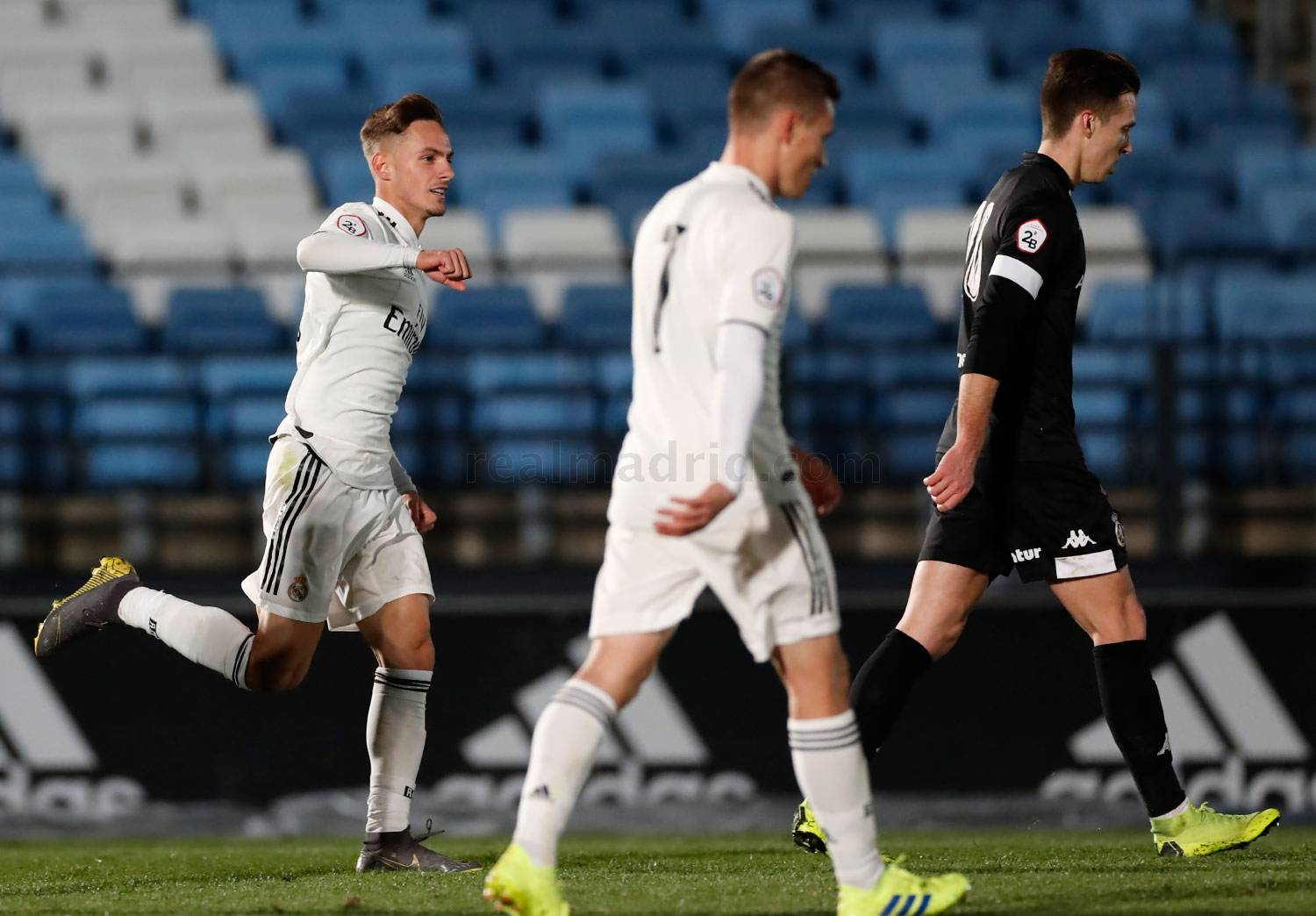 Real Madrid - Real Madrid Castilla - Cultural Leonesa - 10-02-2019
