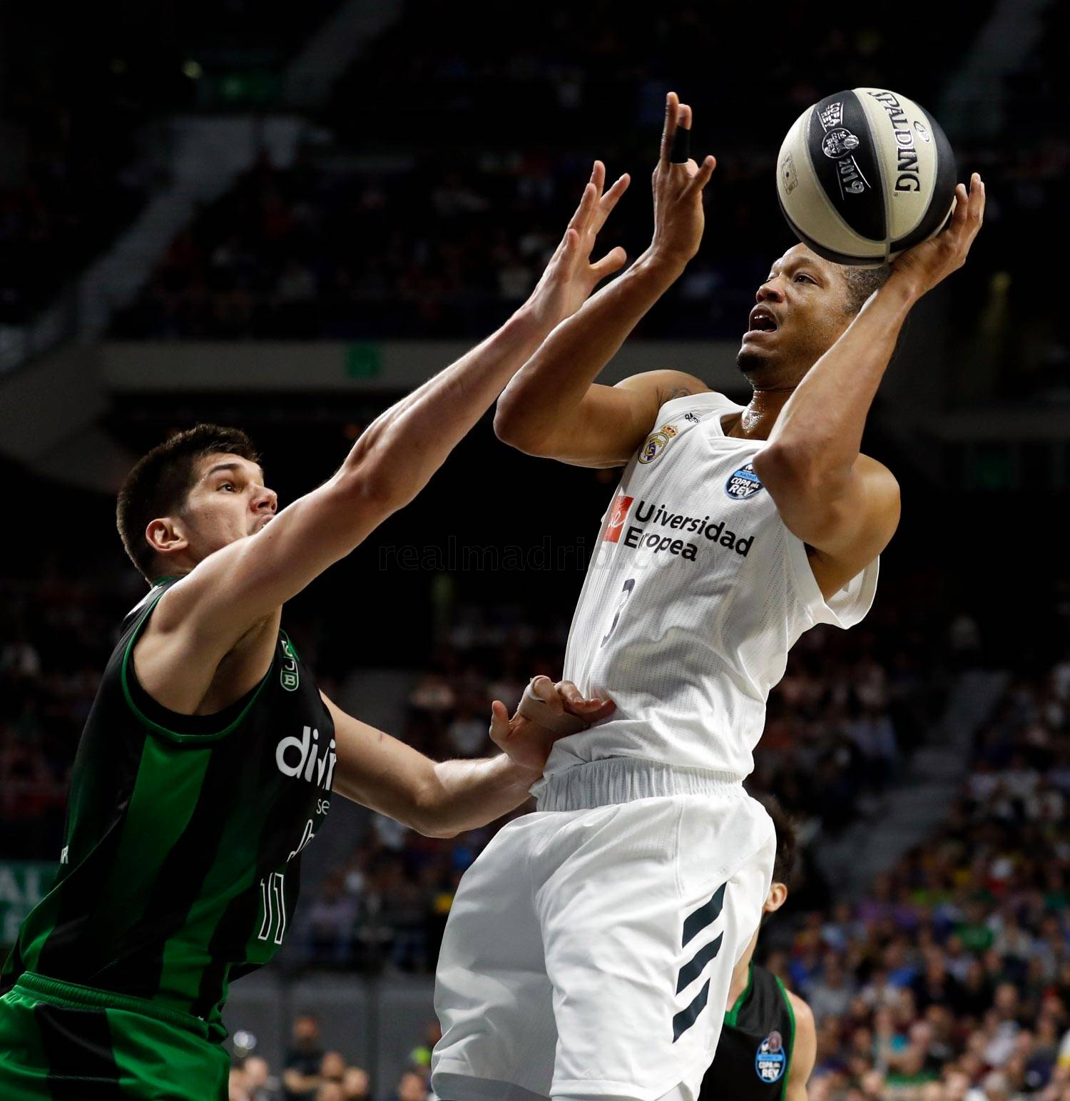 Real Madrid - Real Madrid - Divina Seguros Joventut - 16-02-2019