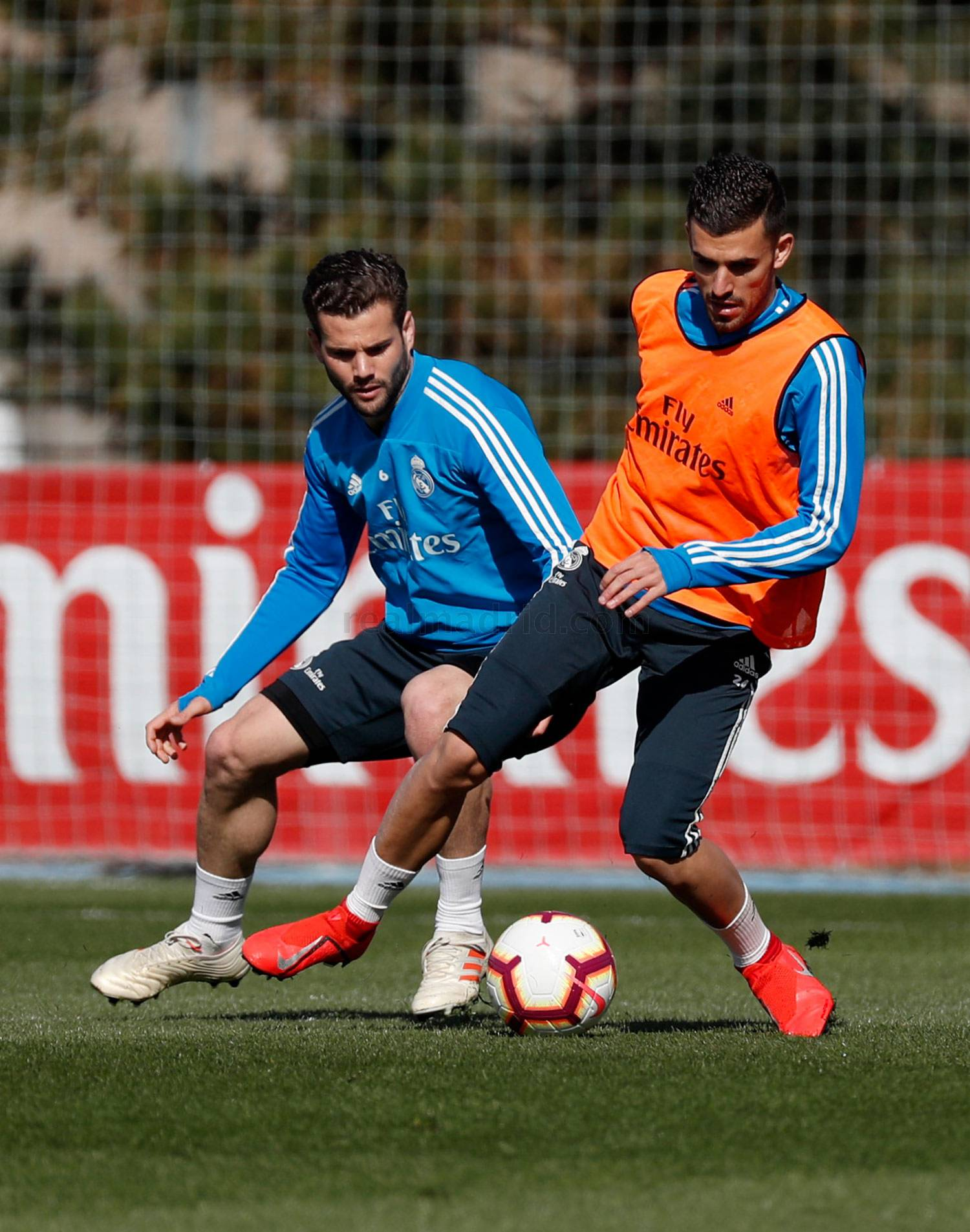 Real Madrid - Entrenamiento del Real Madrid - 23-02-2019