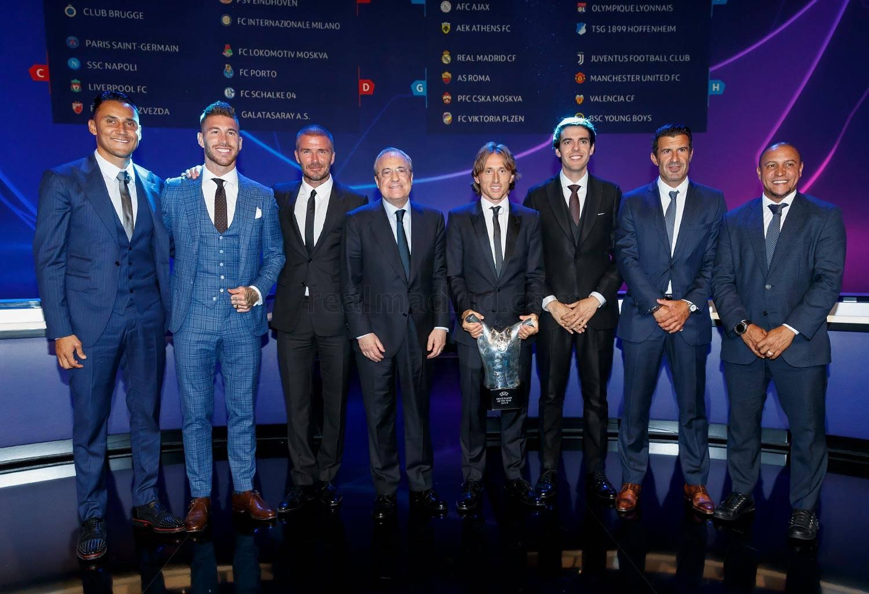 მოდრიჩი UEFA-ს წლის საუკეთესო ფეხბურთელად დასახელდა