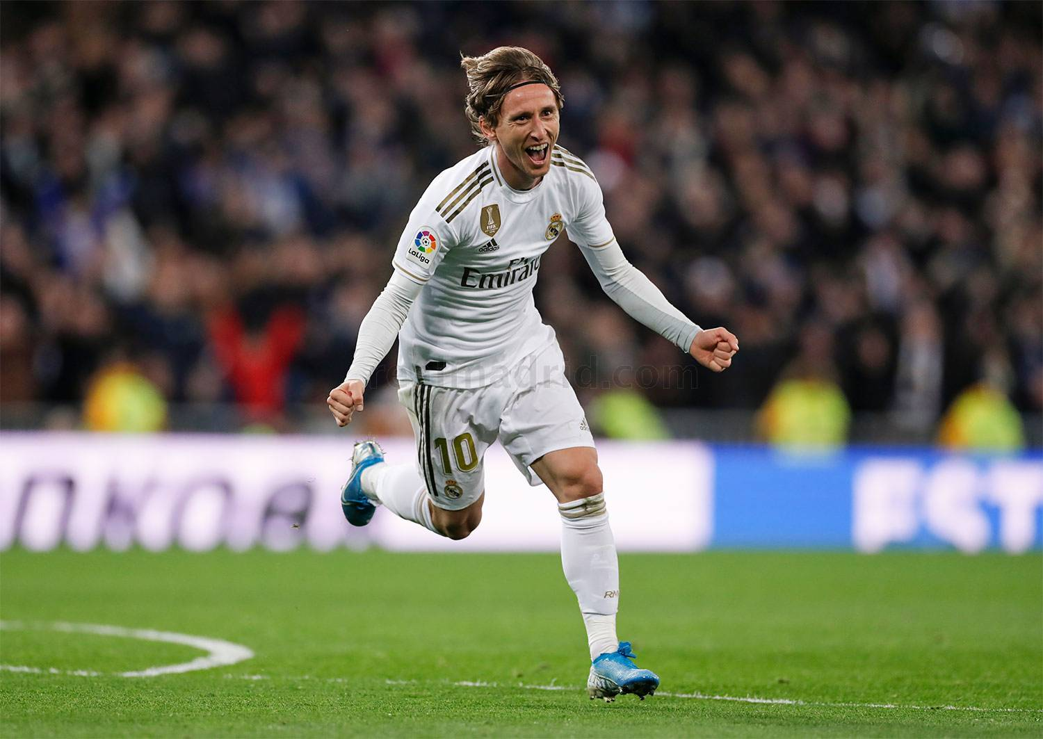 Real Madrid - Modric en el Real Madrid - 25-07-2020
