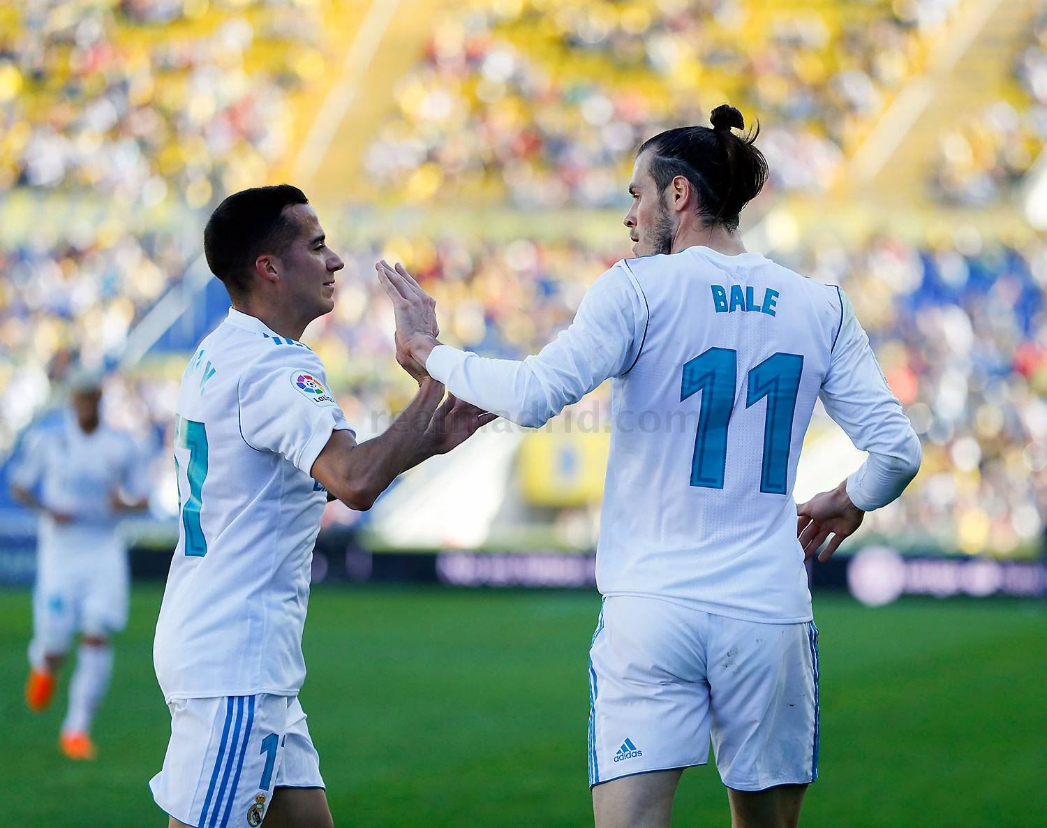 Real Madrid - Las Palmas - Real Madrid - 31-03-2018