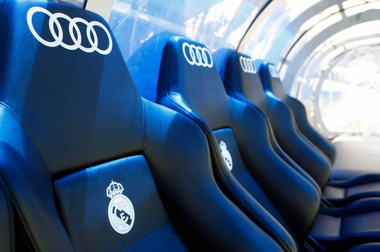 8c3a97e15462a Vive las sensaciones del Santiago Bernabéu desde el propio banquillo. Vive  las sensaciones del Santiago Bernabéu desde el propio banquillo.
