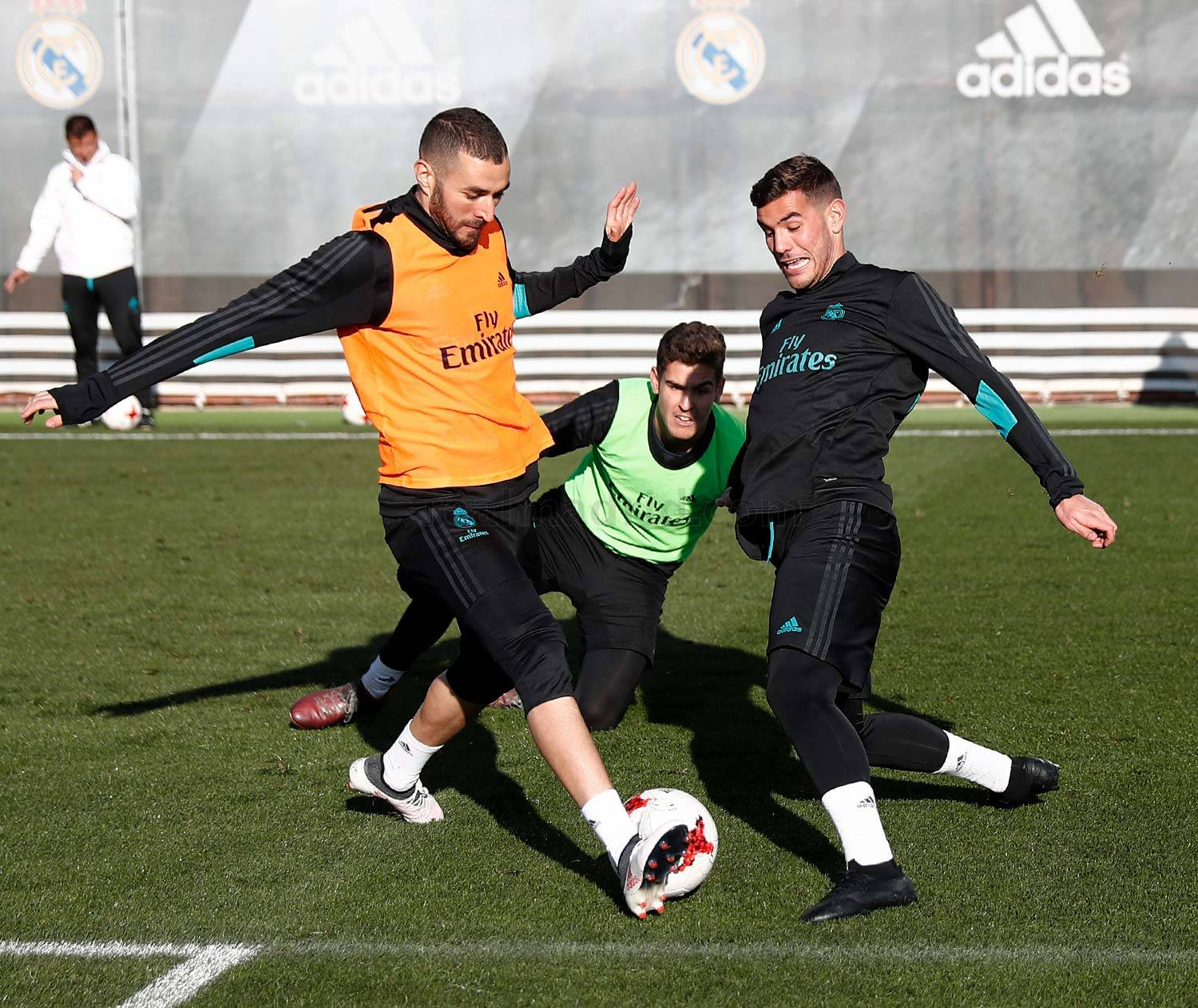 Real Madrid - Entrenamiento del Real Madrid - 21-03-2018
