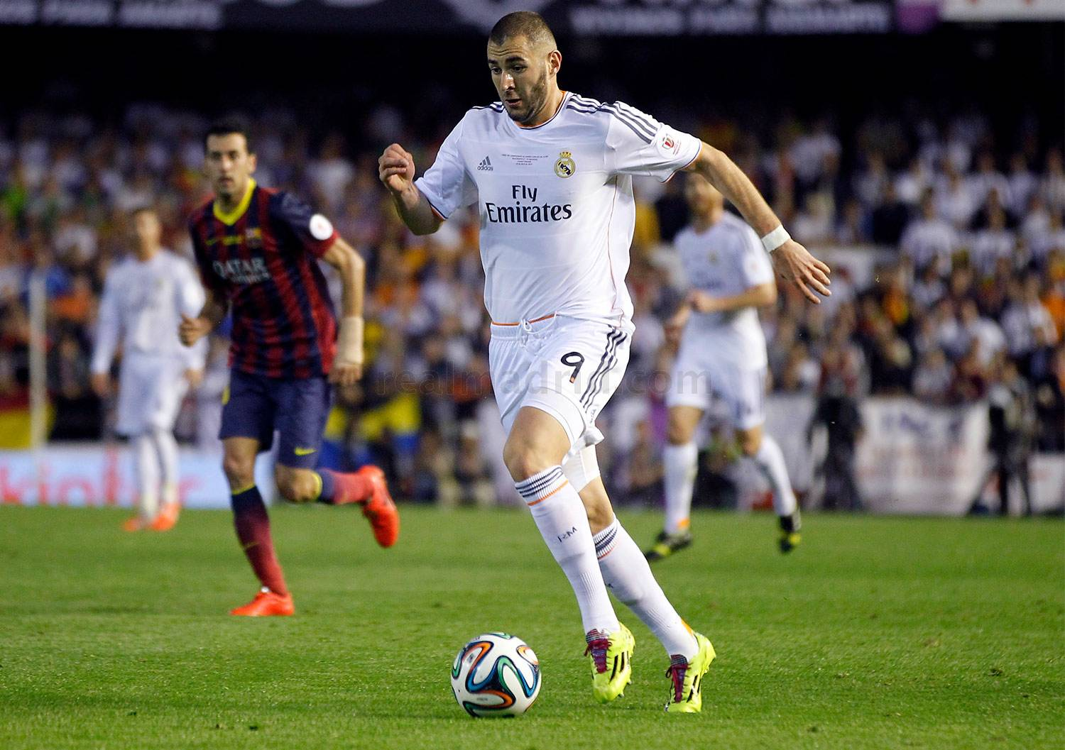 Real Madrid - Benzema en el Real Madrid - 02-07-2020