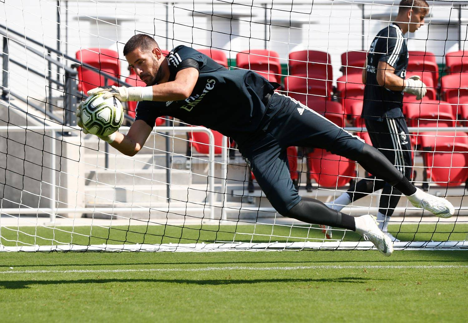 Real Madrid - Entrenamiento del Real Madrid en el Audi Field - 05-08-2018