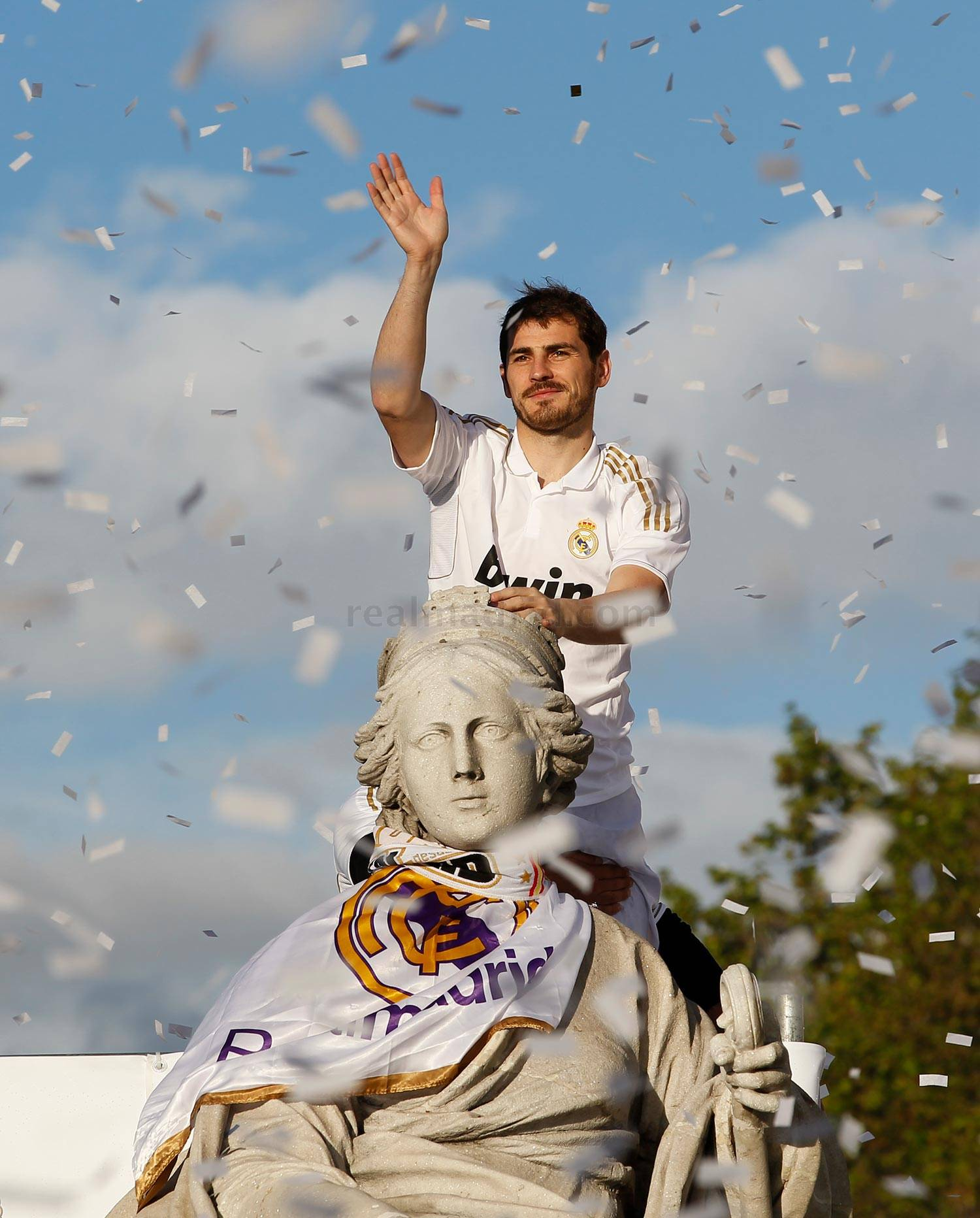 Real Madrid - Iker Casillas - 04-08-2020