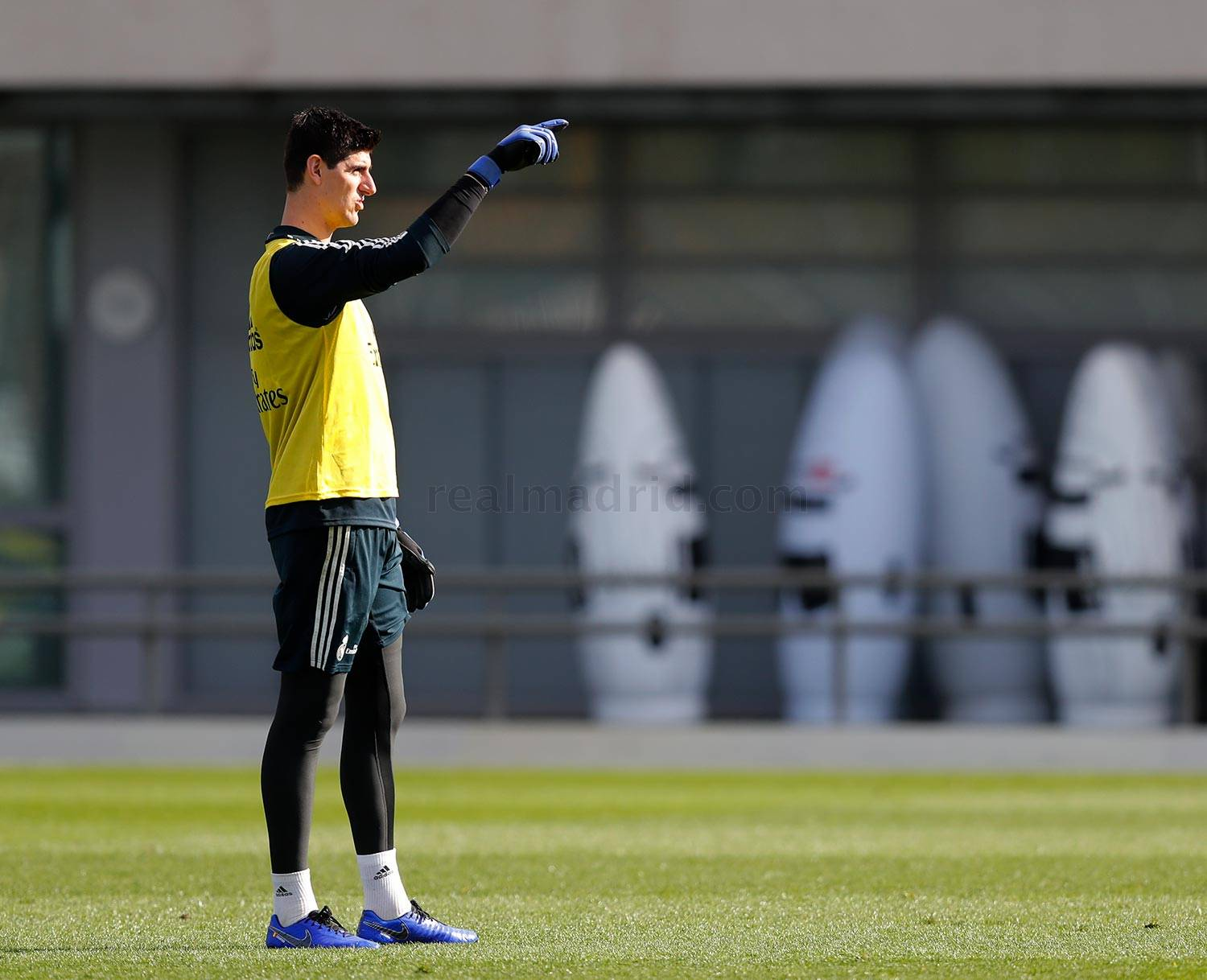 Real Madrid - Entrenamiento del Real Madrid - 21-11-2018