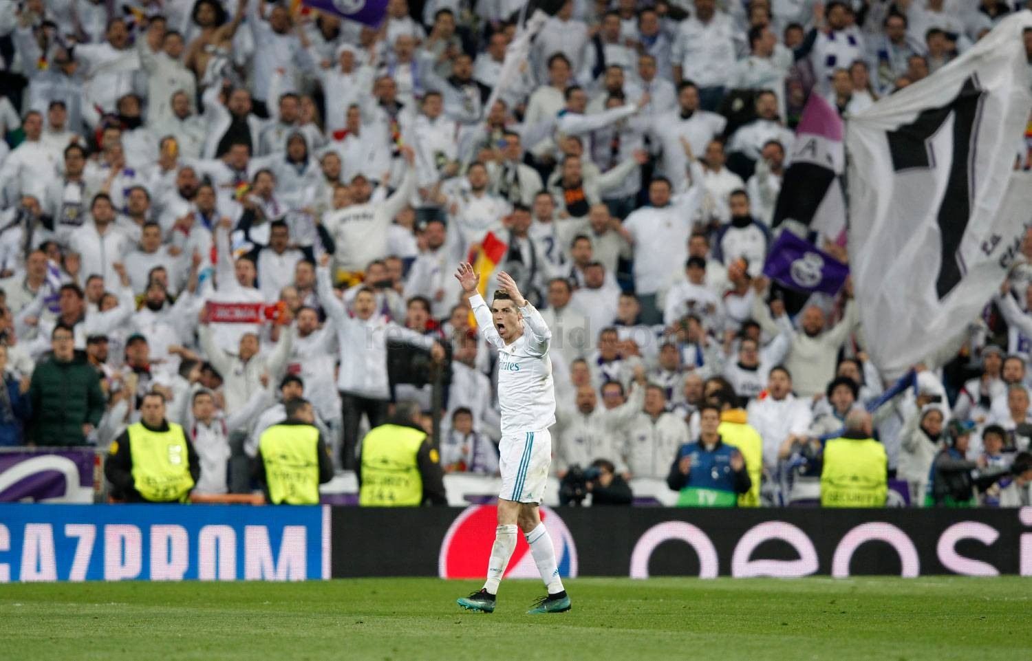 Real Madrid - Real Madrid - Juventus - 11-04-2018