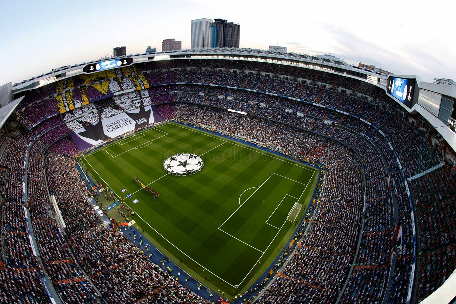Real Madrid - Real Madrid - Bayern de Múnich - 19-04-2017