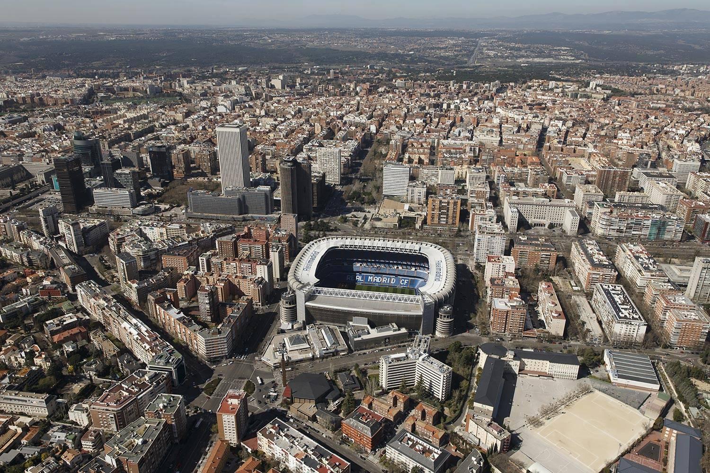 El Santiago Bernabéu, sede de la final de la Libertadores Estadio-aerea_1am2078_20181130121728