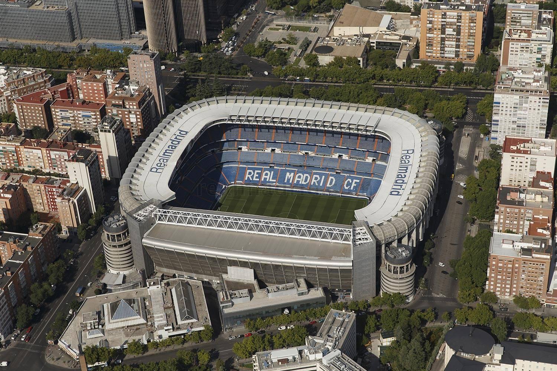 El Santiago Bernabéu, sede de la final de la Libertadores Estadio_1am5759_20181130121724