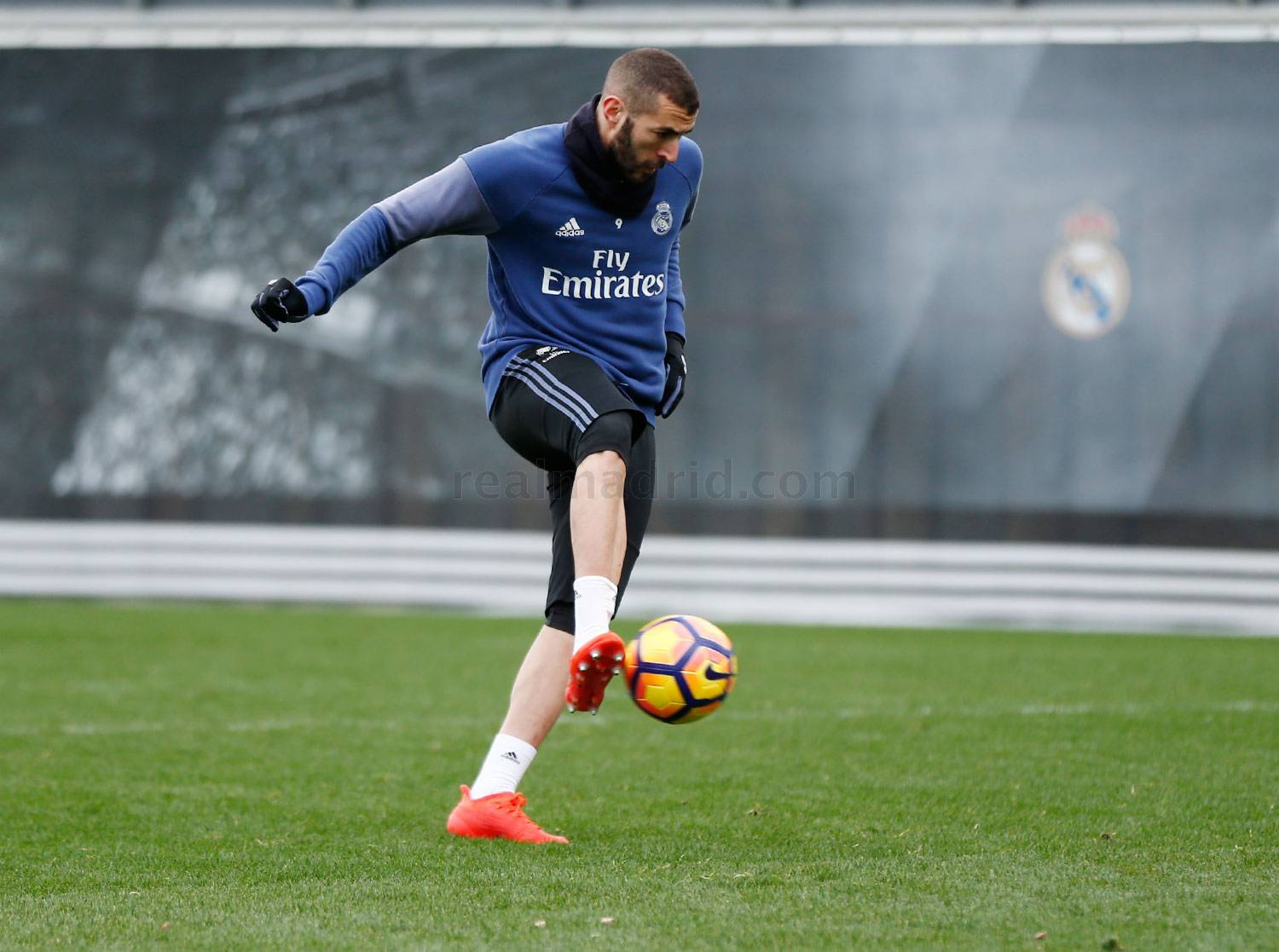 Real Madrid - Entrenamiento del Real Madrid - 04-02-2017