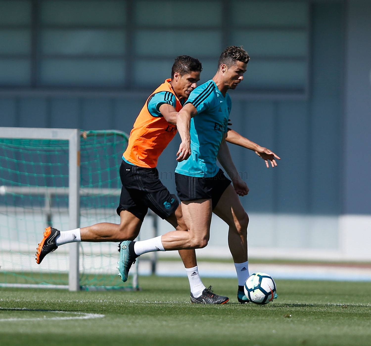Real Madrid - Entrenamiento del Real Madrid - 15-05-2018