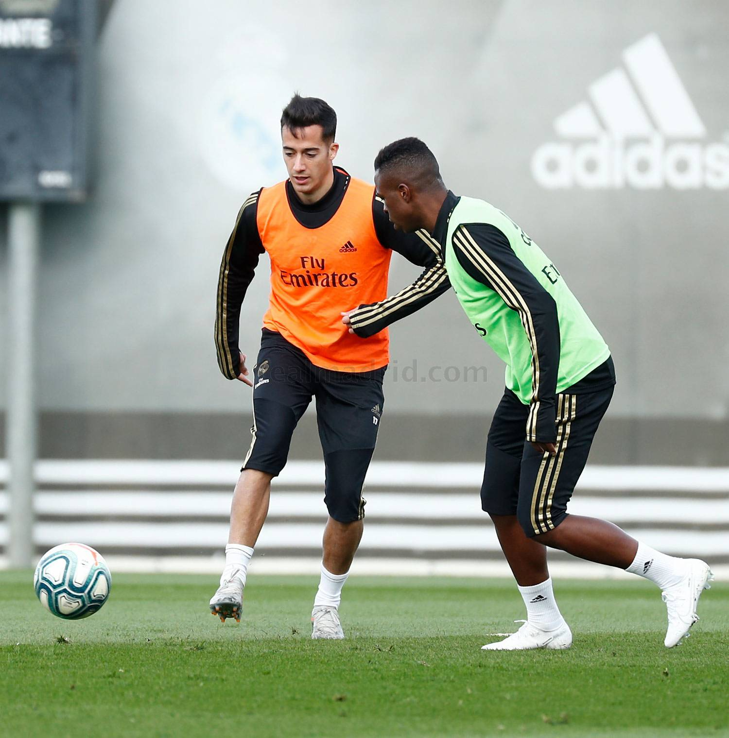 Real Madrid - Entrenamiento del Real Madrid  - 07-11-2019