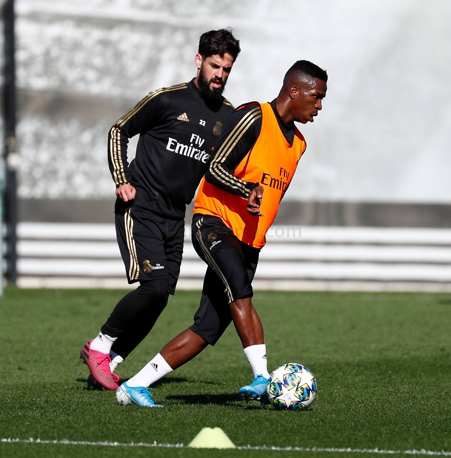 Real Madrid - Entrenamiento del Real Madrid  - 03-11-2019