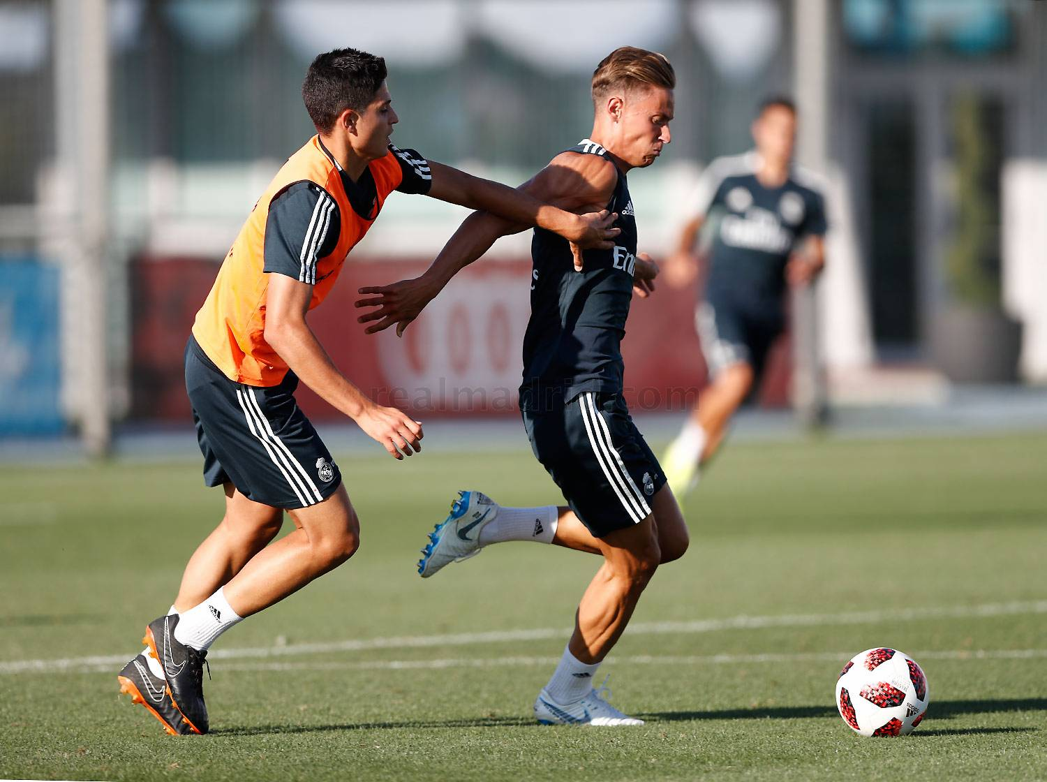 Real Madrid - Entrenamiento del Real Madrid - 25-07-2018