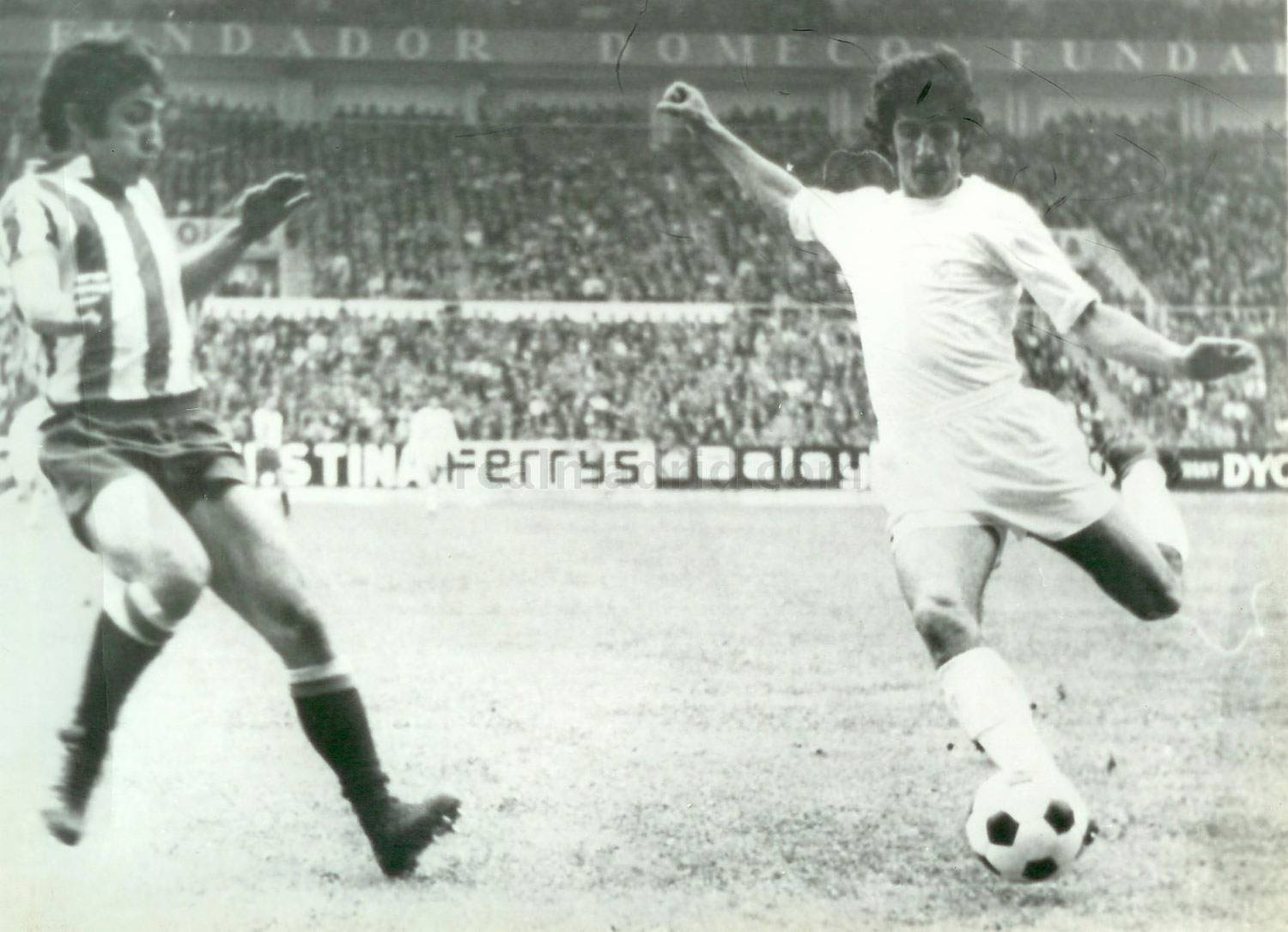 Real Madrid - Fallece Goyo Benito - 02-04-2020