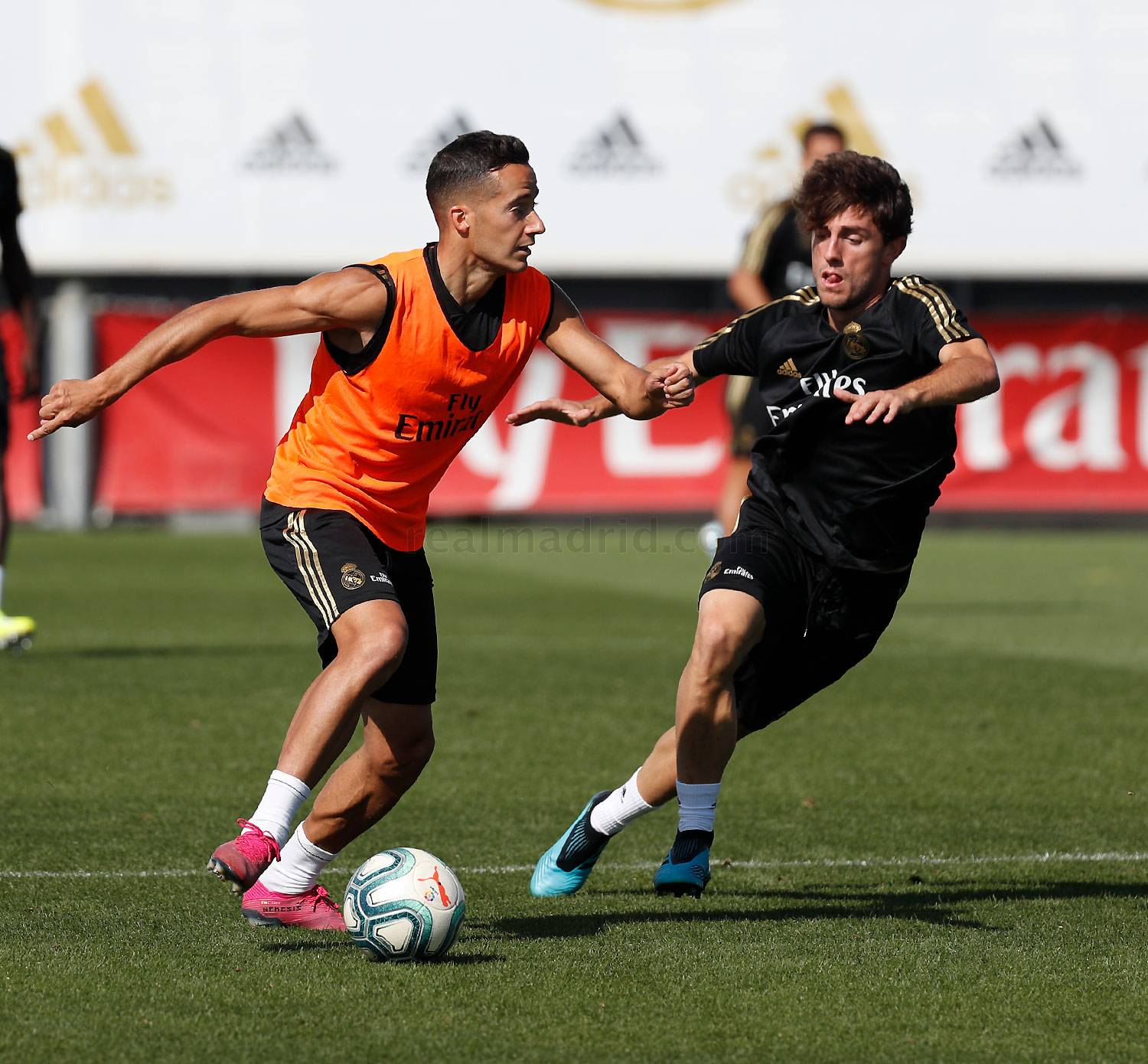 Real Madrid - Entrenamiento del Real Madrid  - 12-09-2019