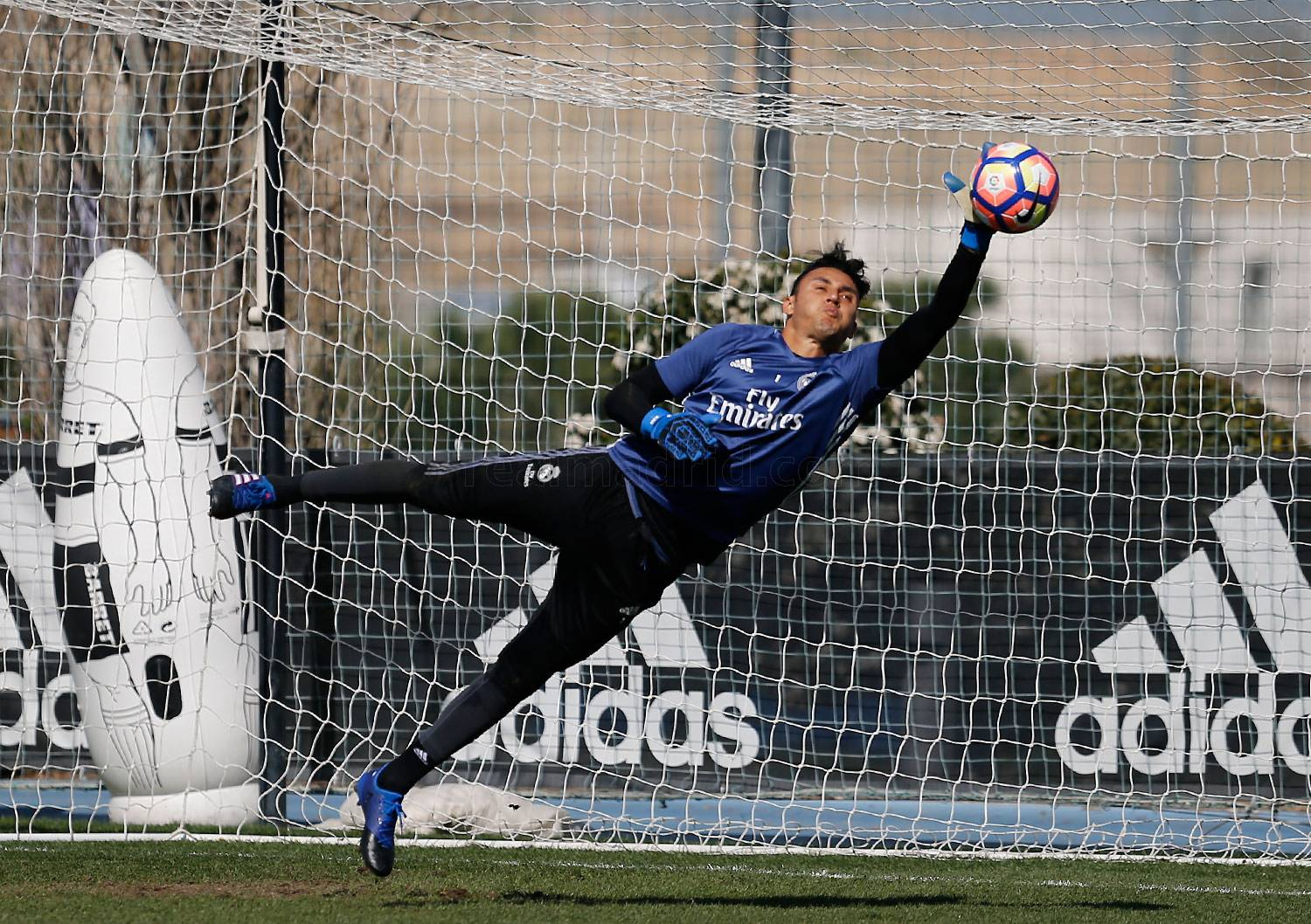 Real Madrid - Entrenamiento del Real Madrid - 11-03-2017
