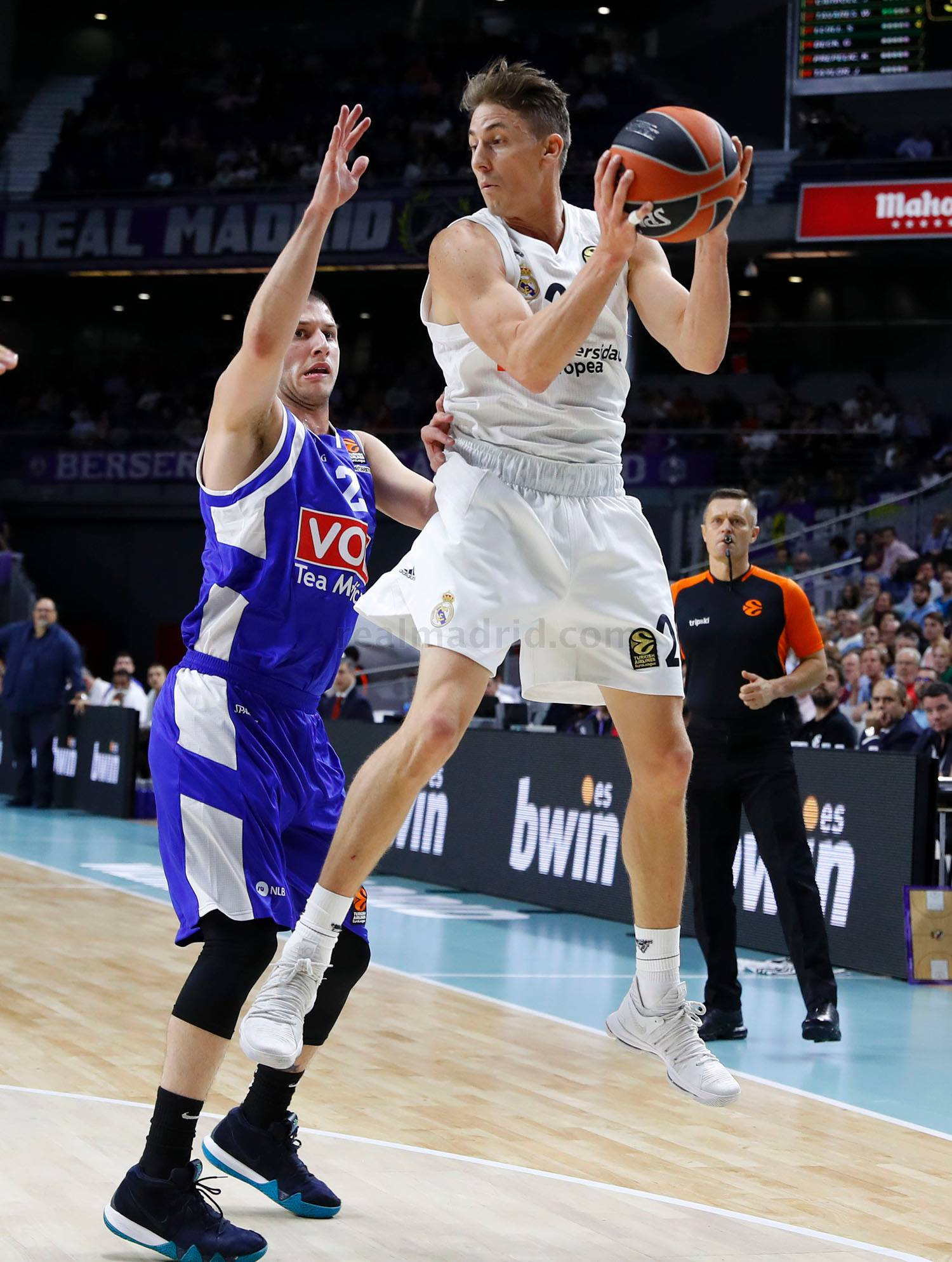 Real Madrid - Real Madrid - Buducnost - 25-10-2018