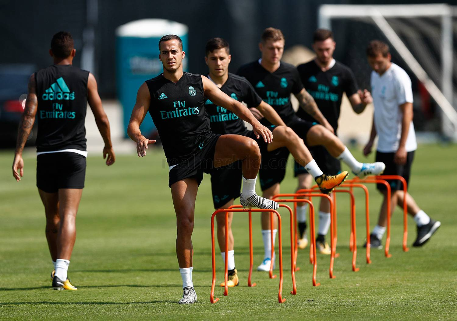 Home Office Pics Real Madrid Training Real Madrid Cf