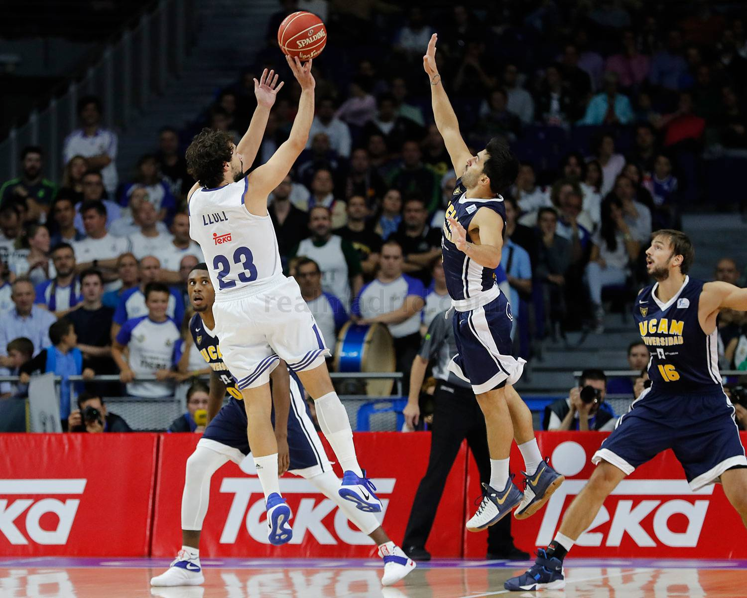Real Madrid - UCAM Murcia