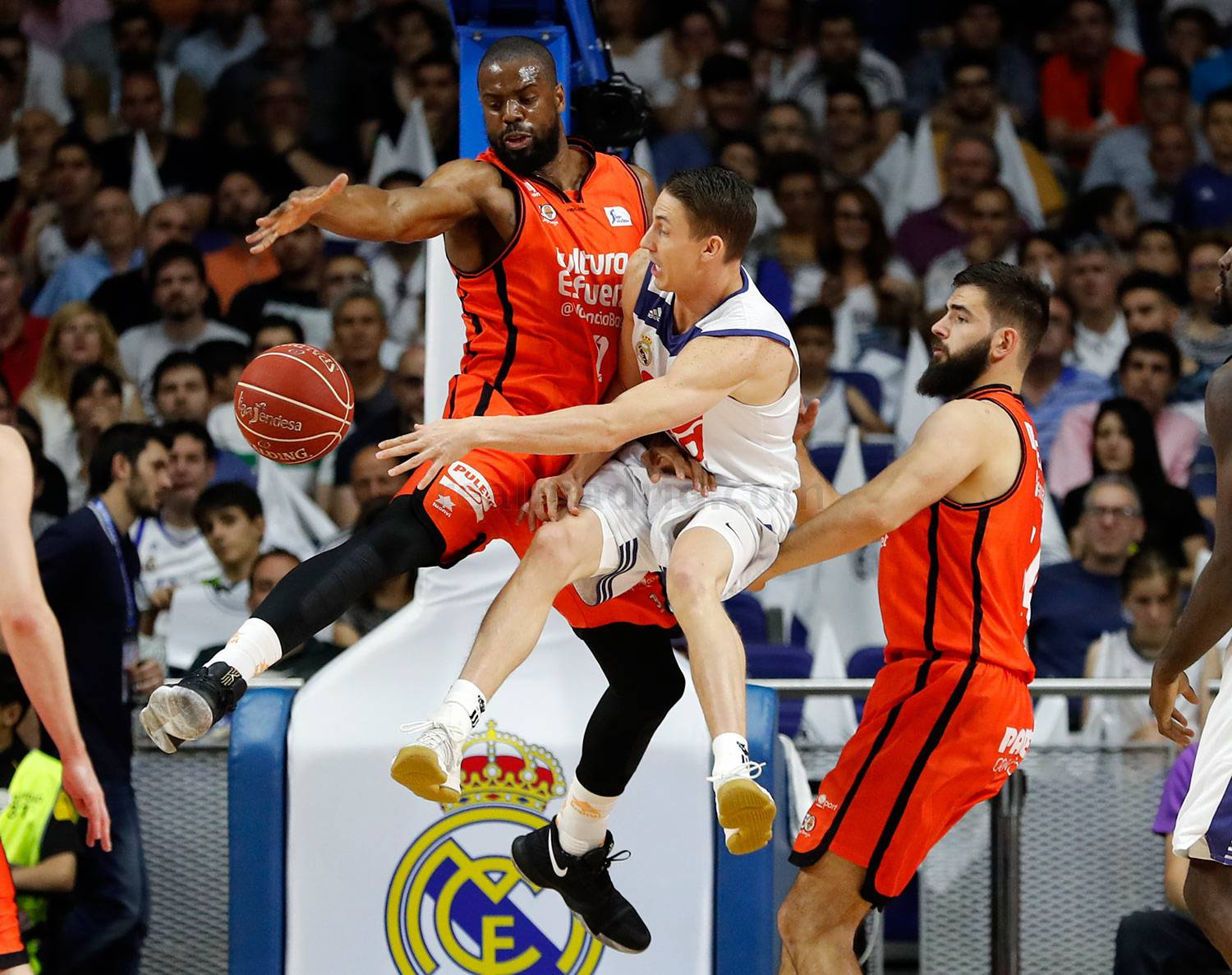 Real Madrid - Real Madrid - Valencia Basket - 09-06-2017