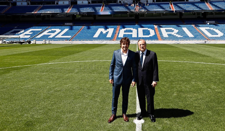 ¿Cuánto mide Fernando Alonso? - Altura - Real height Gal11_he16678