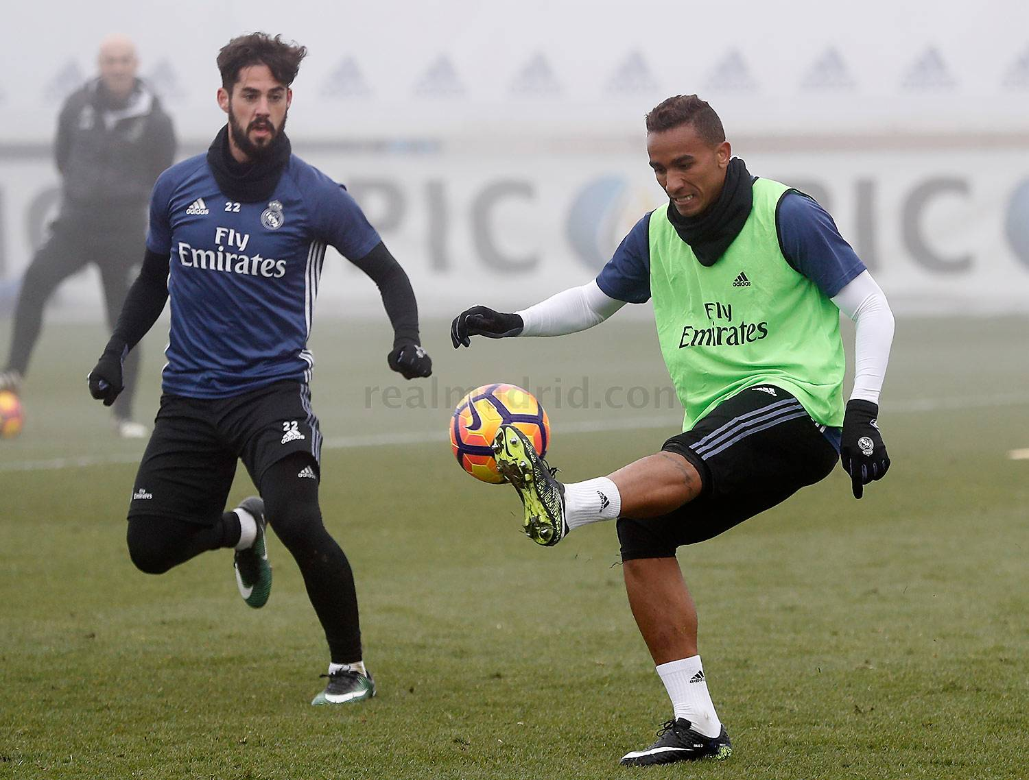Real Madrid - Entrenamiento del Real Madrid - 05-01-2017