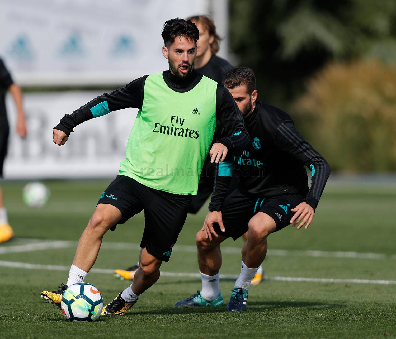 Real Madrid - Entrenamiento del Real Madrid - 16-09-2017