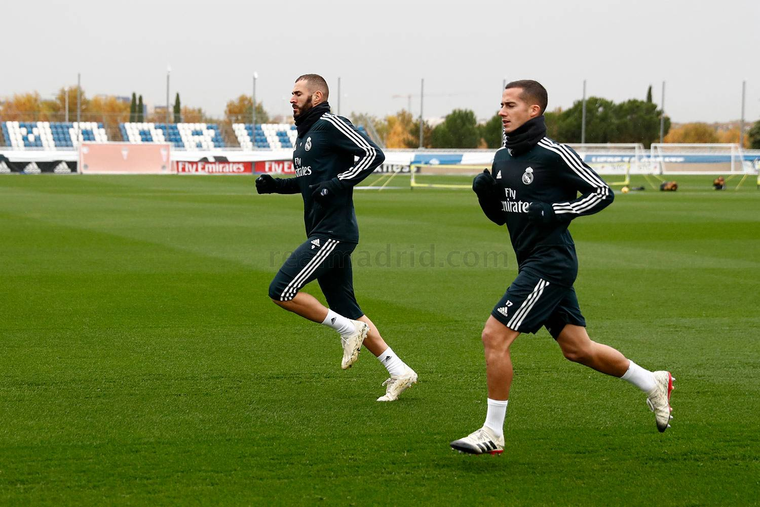 Real Madrid - Entrenamiento del Real Madrid - 20-11-2018