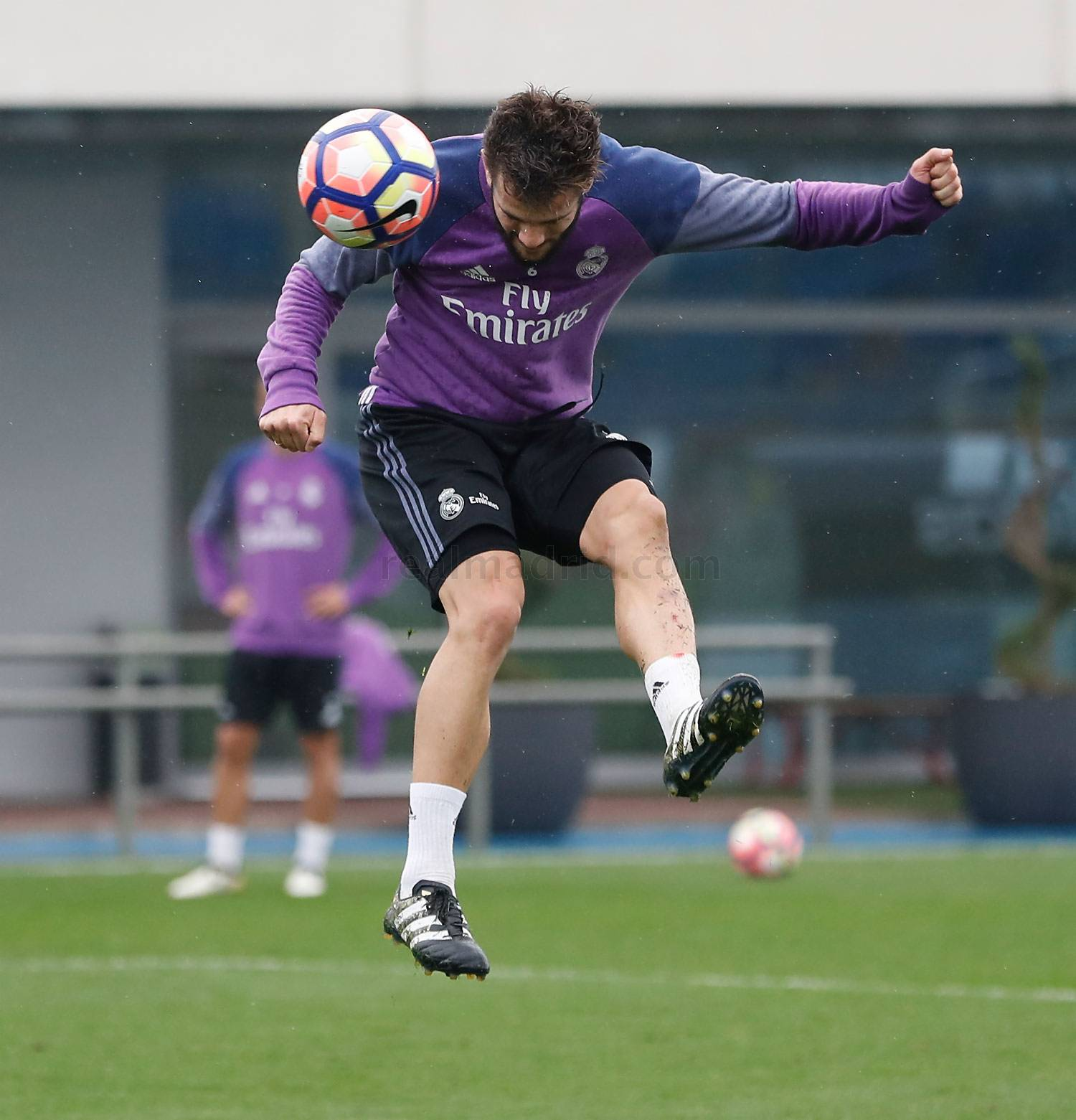 Real Madrid - Entrenamiento del Real Madrid - 22-10-2016