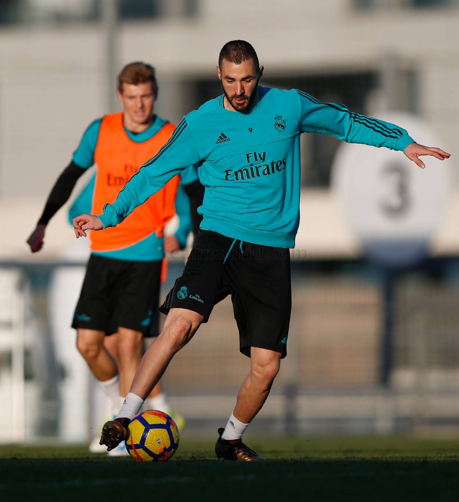 Real Madrid - Entrenamiento del Real Madrid - 29-01-2018