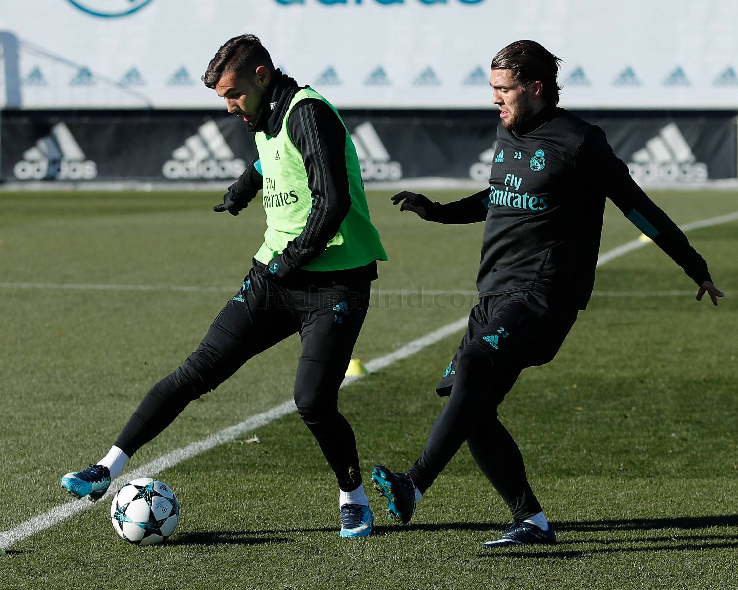 Real Madrid - Entrenamiento del Real Madrid - 04-12-2017
