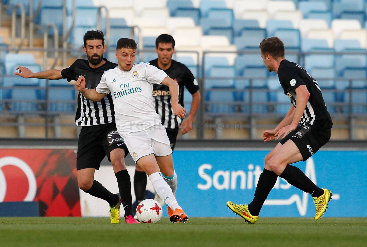 Real Madrid - Real Madrid Castilla - Racing de Ferrol - 05-05-2018