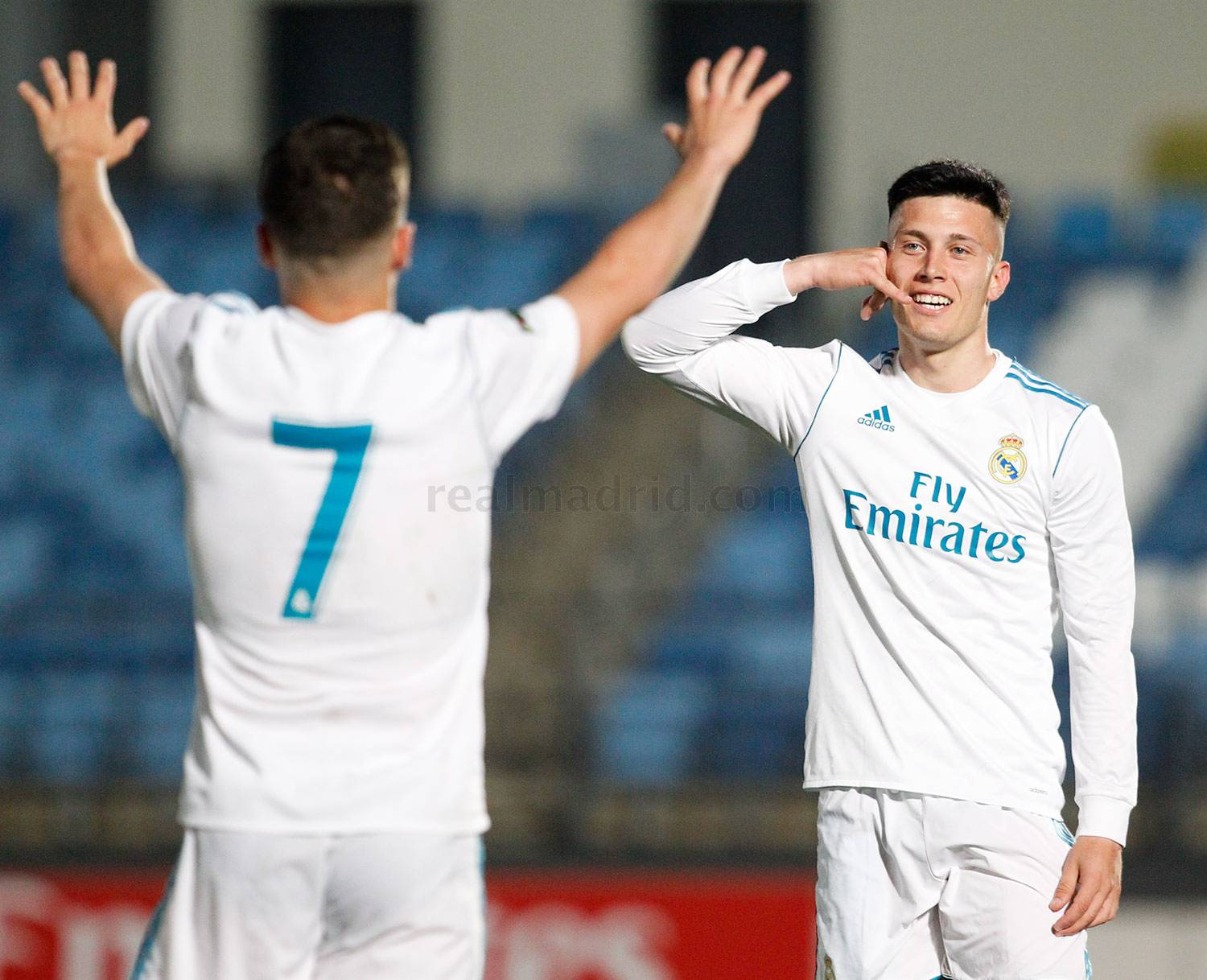 Real Madrid - Real Madrid Castilla - Racing de Ferrol - 06-05-2018
