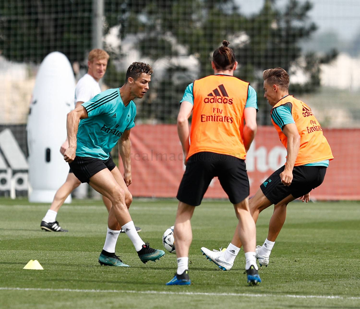 Real Madrid - Entrenamiento del Real Madrid - 23-05-2018