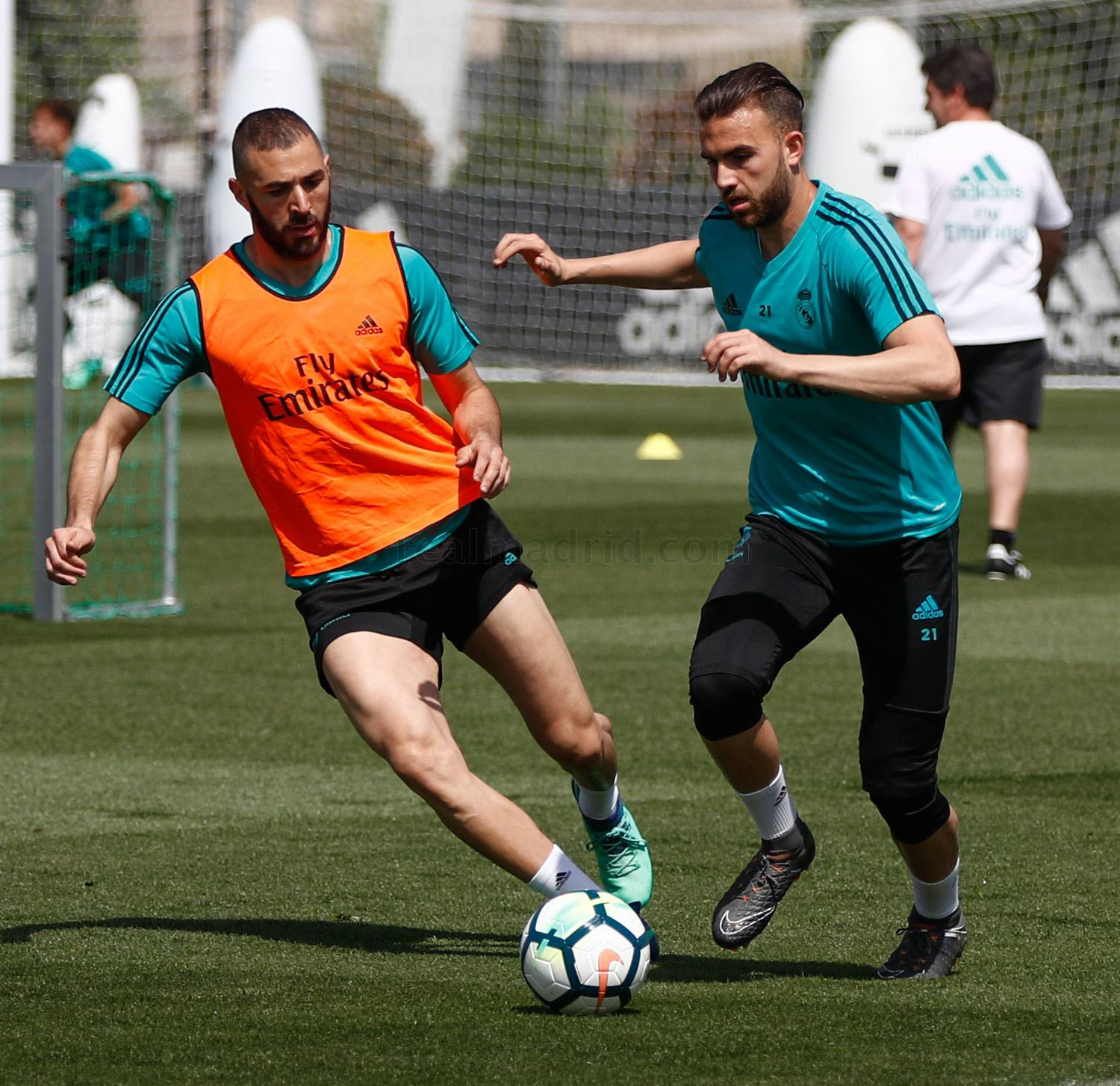 Real Madrid - Entrenamiento del Real Madrid - 26-04-2018