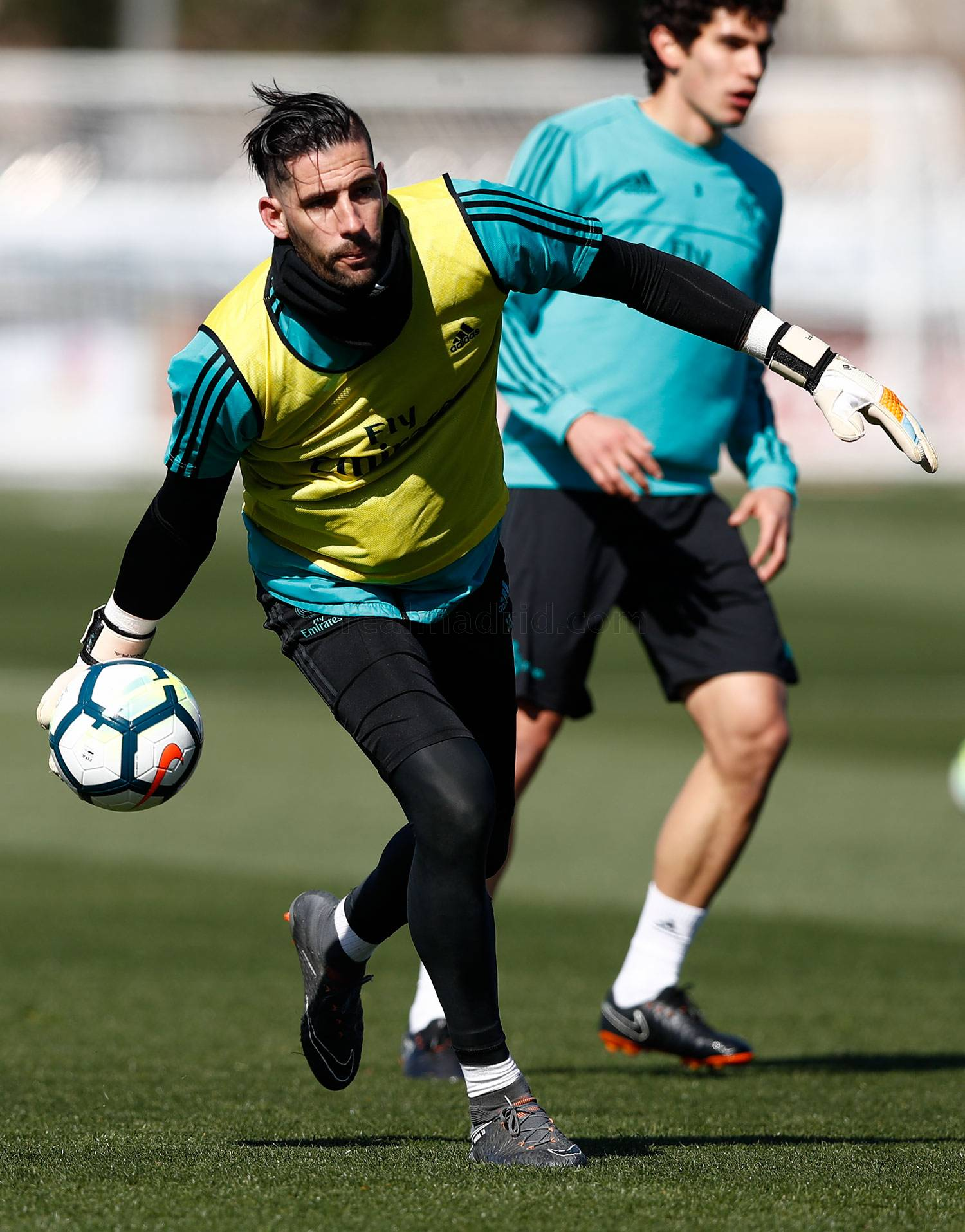 Real Madrid - Entrenamiento del Real Madrid - 30-03-2018